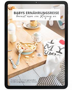 E-Book Gesunde Ernährung für Babys und Kleinkinder