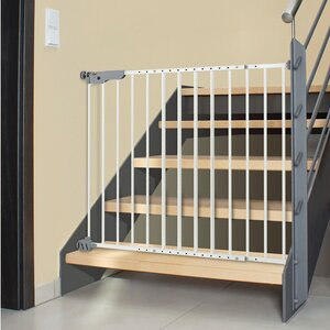 geuther treppenschutzgitter 95 135 cm online kaufen baby walz. Black Bedroom Furniture Sets. Home Design Ideas
