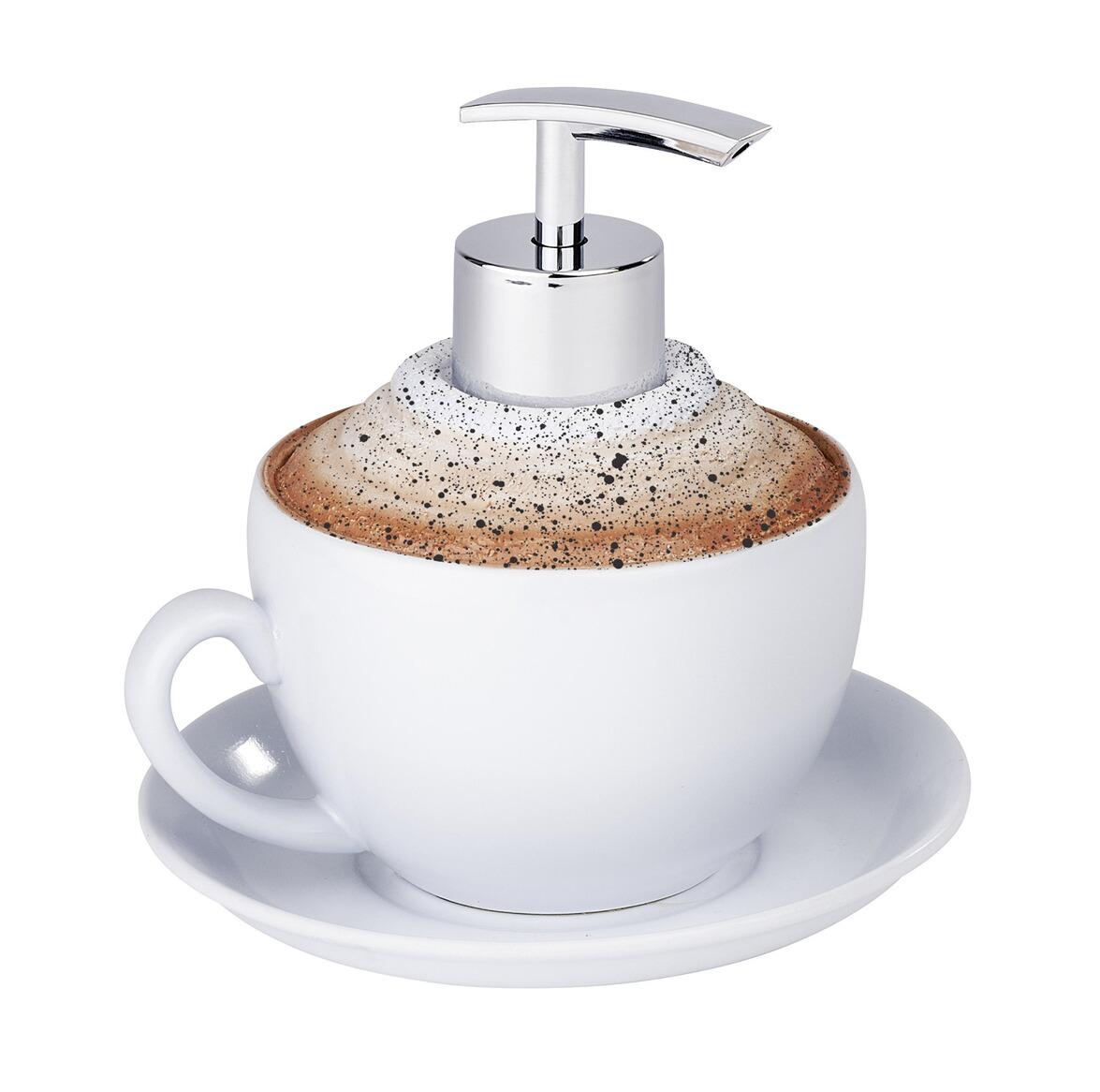 Seifenspender Cappuccino Spülmittelspender
