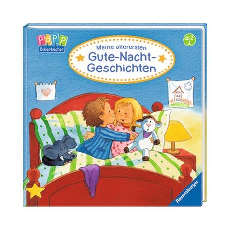 ravensburger pappbilderbuch meine allerersten gute nacht. Black Bedroom Furniture Sets. Home Design Ideas