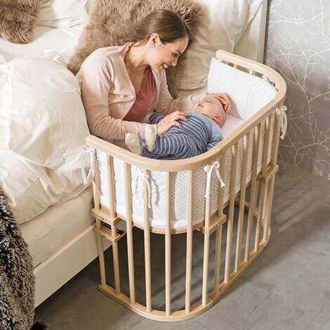 babybay le lit cododo babybay original avec a ration commander en ligne baby walz. Black Bedroom Furniture Sets. Home Design Ideas