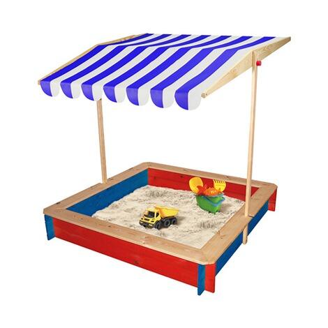 Beluga le bac sable avec toit commander en ligne baby walz - Bac a sable bebe ...