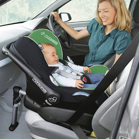 maxi cosi isofix base easyfix f r cabriofix babyschale. Black Bedroom Furniture Sets. Home Design Ideas