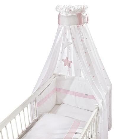 christiane wegner 4 tlg babybettausstattung bambina online kaufen baby walz. Black Bedroom Furniture Sets. Home Design Ideas