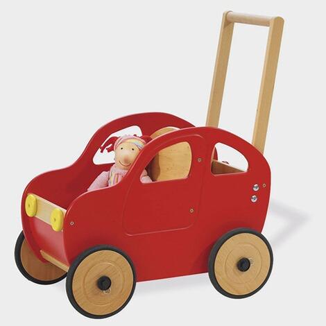 pinolino lauflernwagen jonas aus holz online kaufen baby. Black Bedroom Furniture Sets. Home Design Ideas