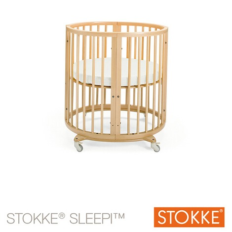 stokke sleepi sleepi mini 0 6 monate 82x67x86 cm mit. Black Bedroom Furniture Sets. Home Design Ideas