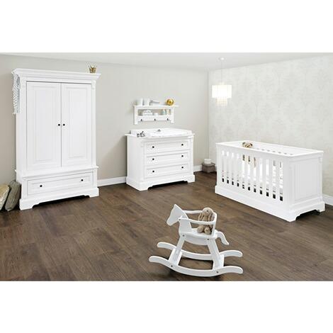 pinolino 3 tlg babyzimmer emilia online kaufen baby walz. Black Bedroom Furniture Sets. Home Design Ideas