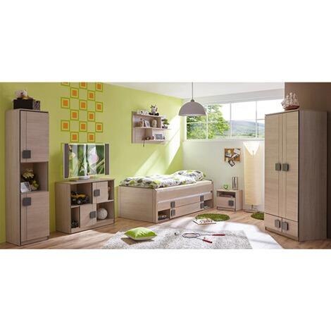 ticaa 6 tlg kinderzimmer camo online kaufen baby walz. Black Bedroom Furniture Sets. Home Design Ideas
