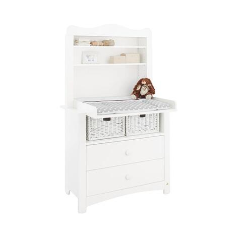 pinolino wickelkommode florentina breit mit regal online kaufen baby walz. Black Bedroom Furniture Sets. Home Design Ideas
