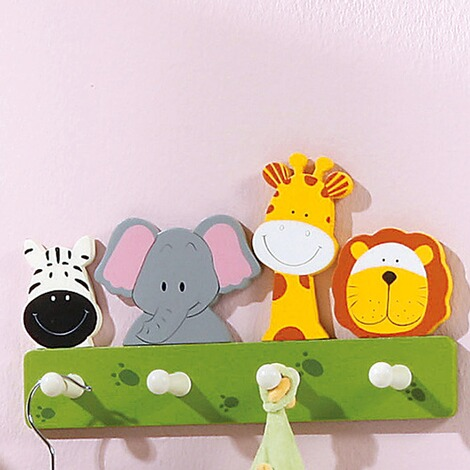 garderobe tiere online kaufen baby walz. Black Bedroom Furniture Sets. Home Design Ideas