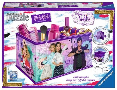 ravensburger aufbewahrungsbox violetta online kaufen baby walz. Black Bedroom Furniture Sets. Home Design Ideas
