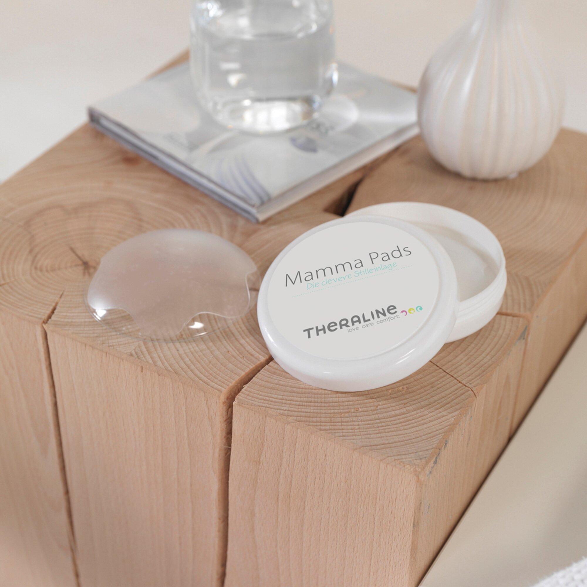 theraline-stilleinlagen-mamma-pads-aus-silikon-transparent, 19.99 EUR @ babywalz-de