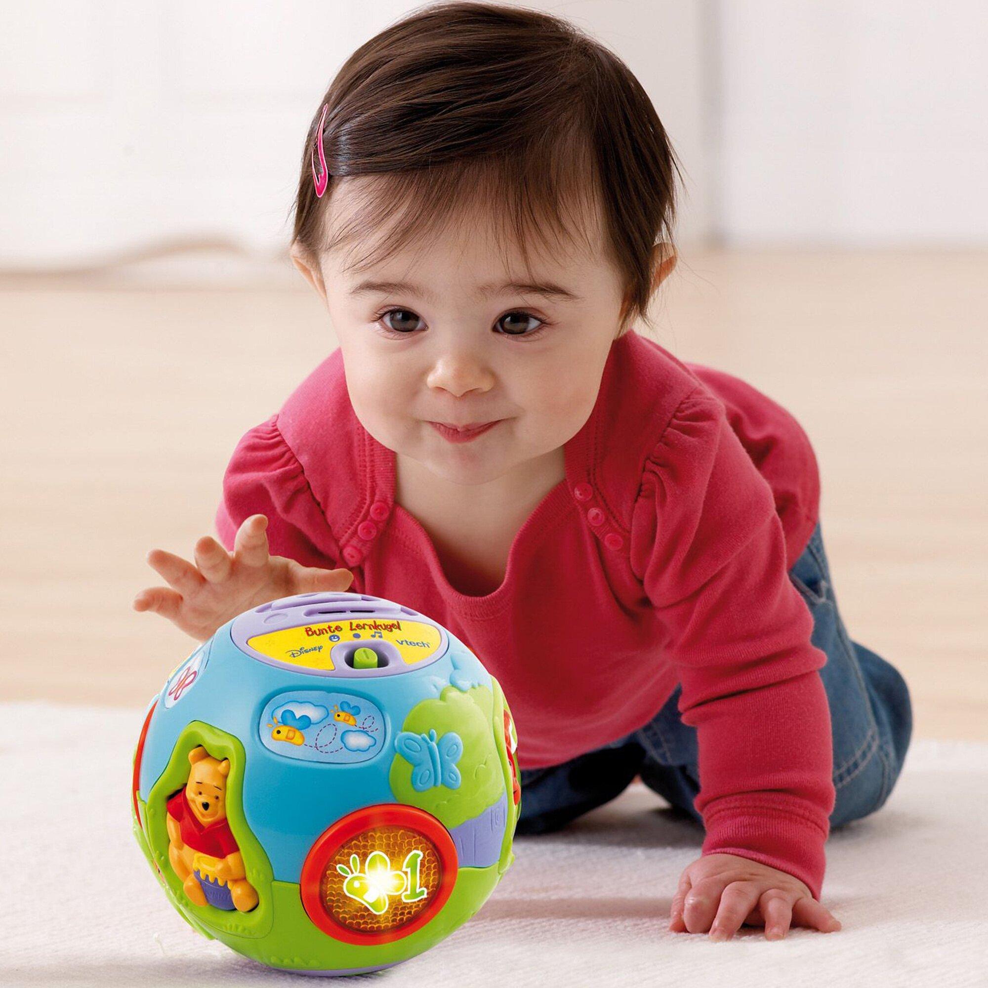 baby-disney-winnie-puuh-bunte-lernkugel, 21.99 EUR @ babywalz-de