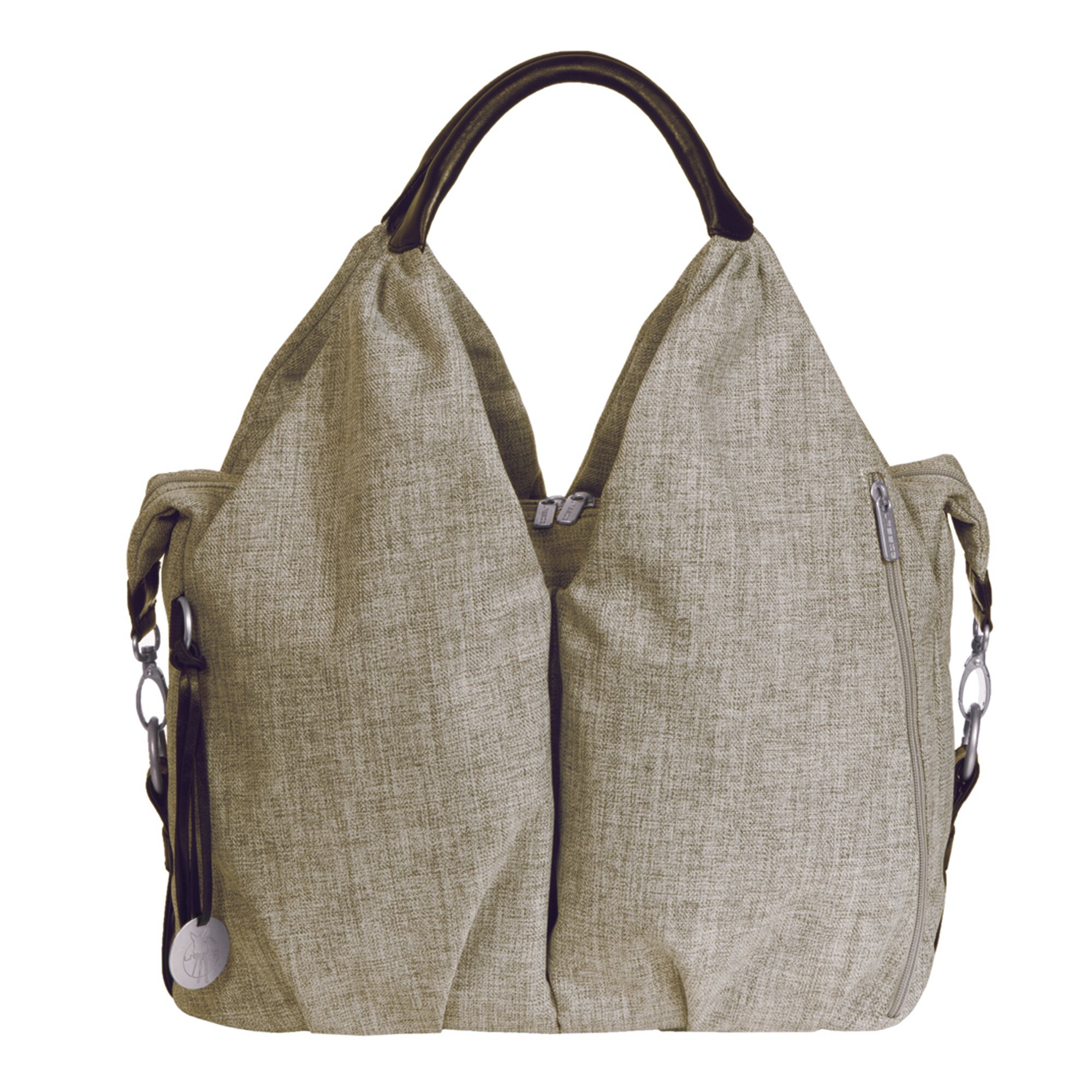 Green Label Wickeltasche Neckline Bag