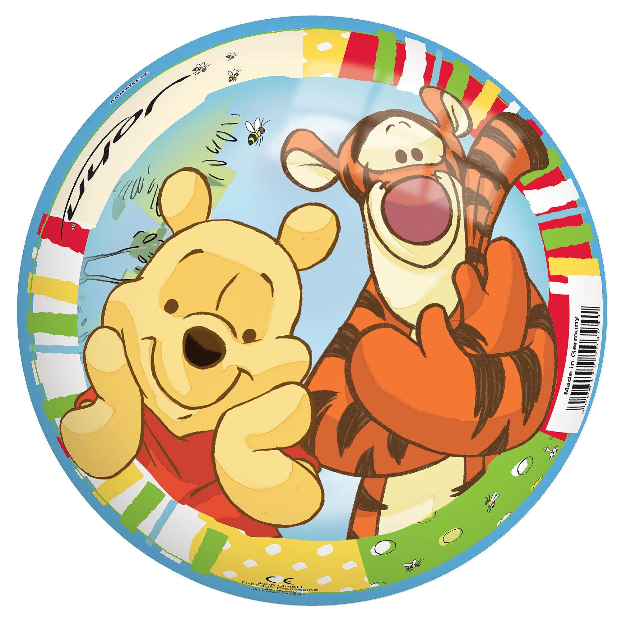 disney-winnie-pooh-disney-winnie-puuh-vinyl-spielball-130-mm, 3.29 EUR @ babywalz-de