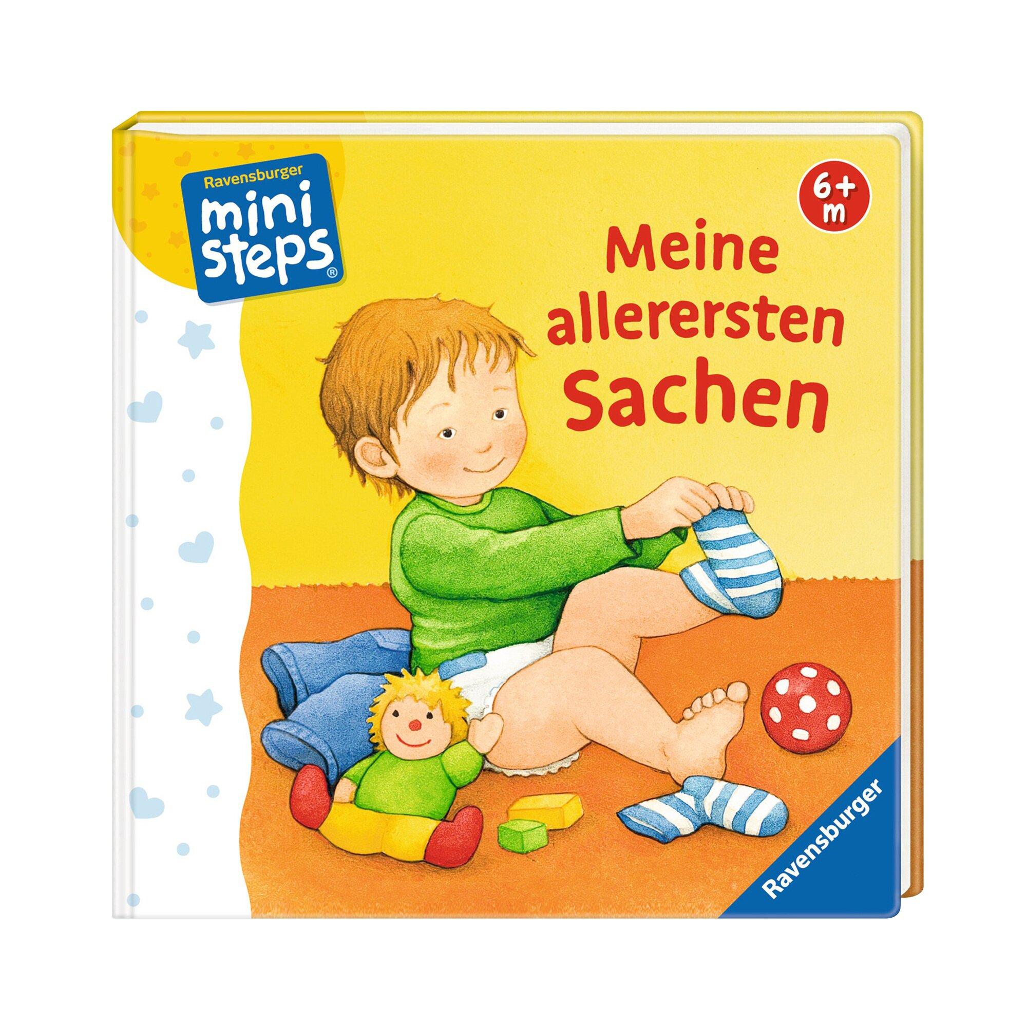 Ministeps Pappbilderbuch Meine allerersten Sachen