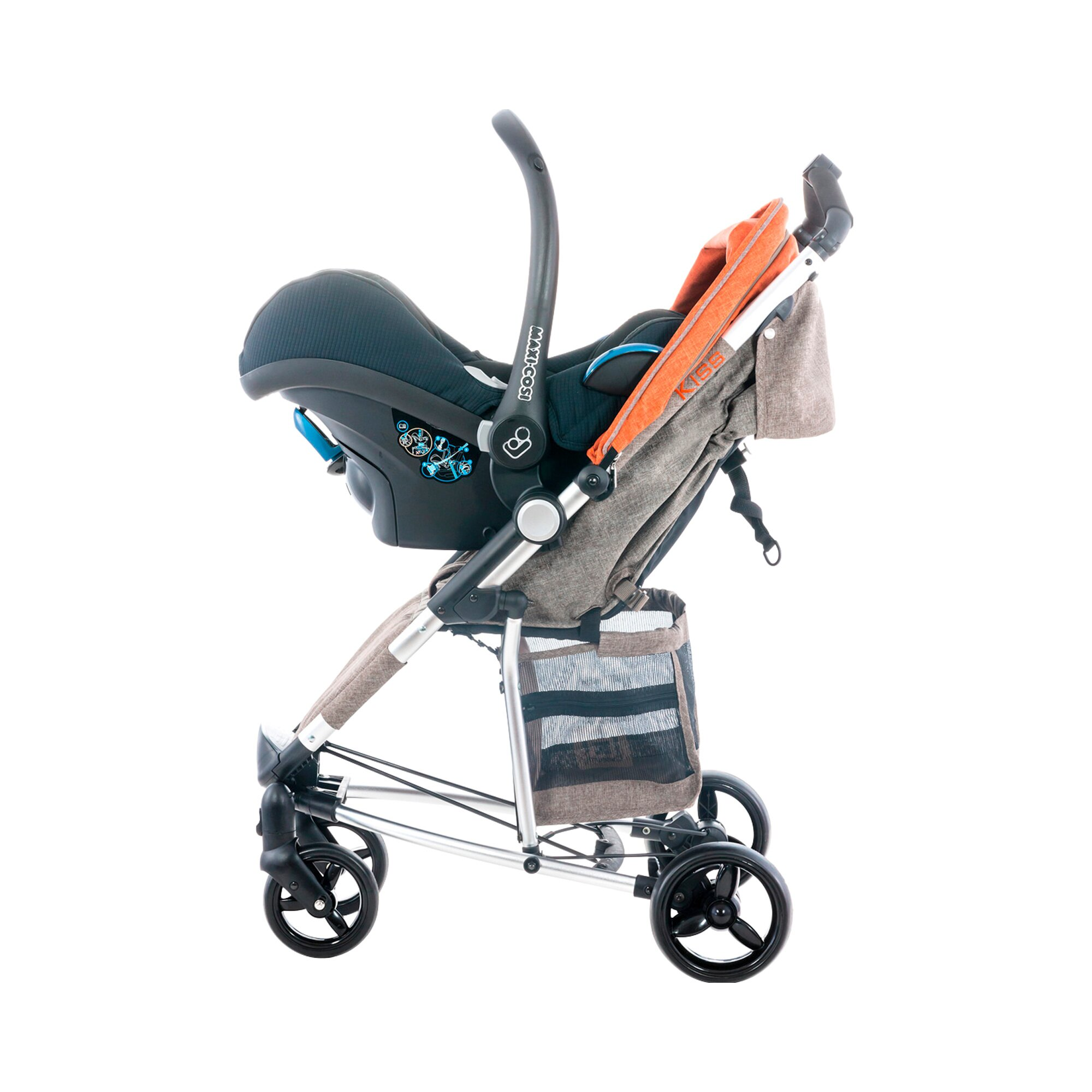 City Maxi-Cosi Adapter für Buggy Flac, Buggy Kiss