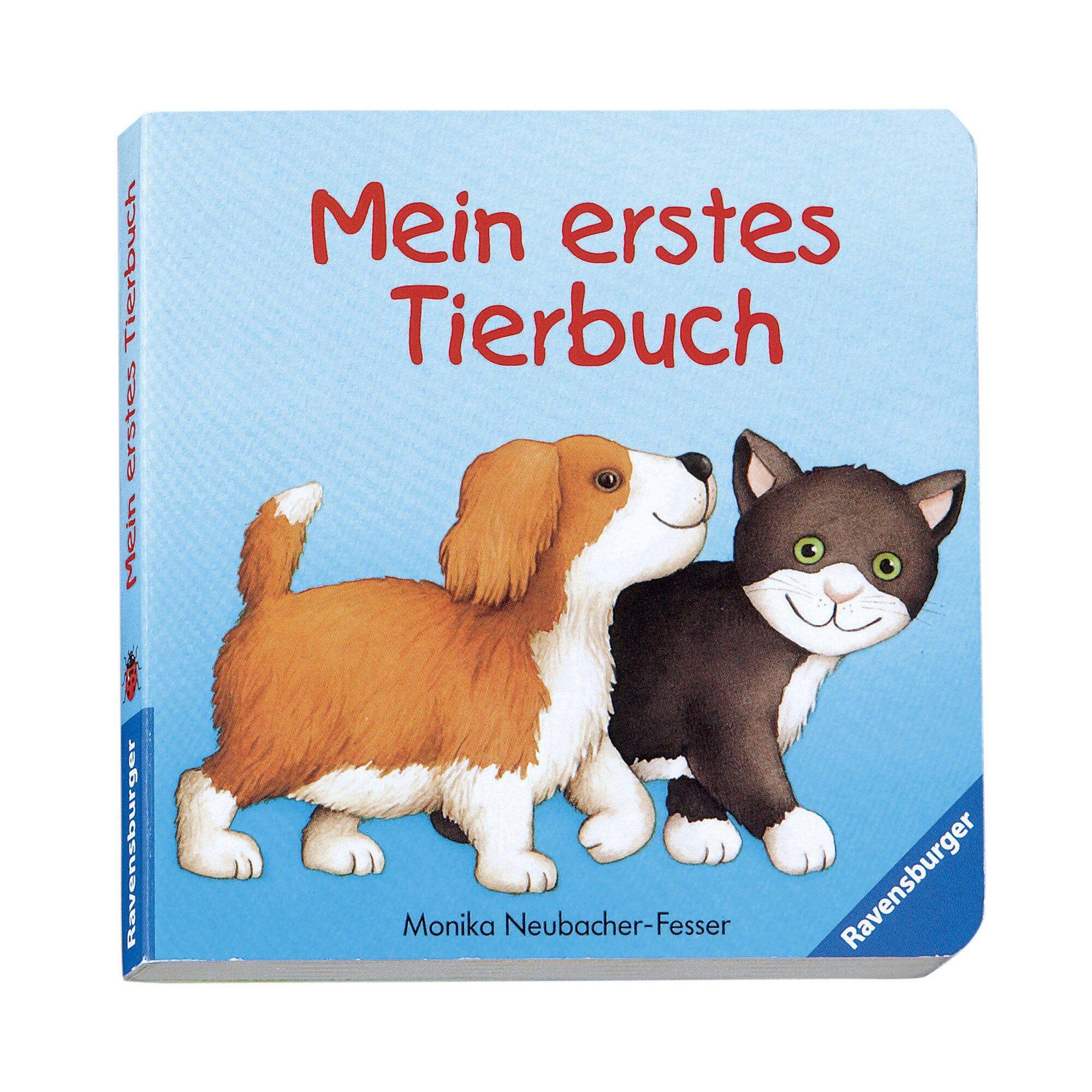 Ravensburger Pappbilderbuch-Mein erstes Tierbuch
