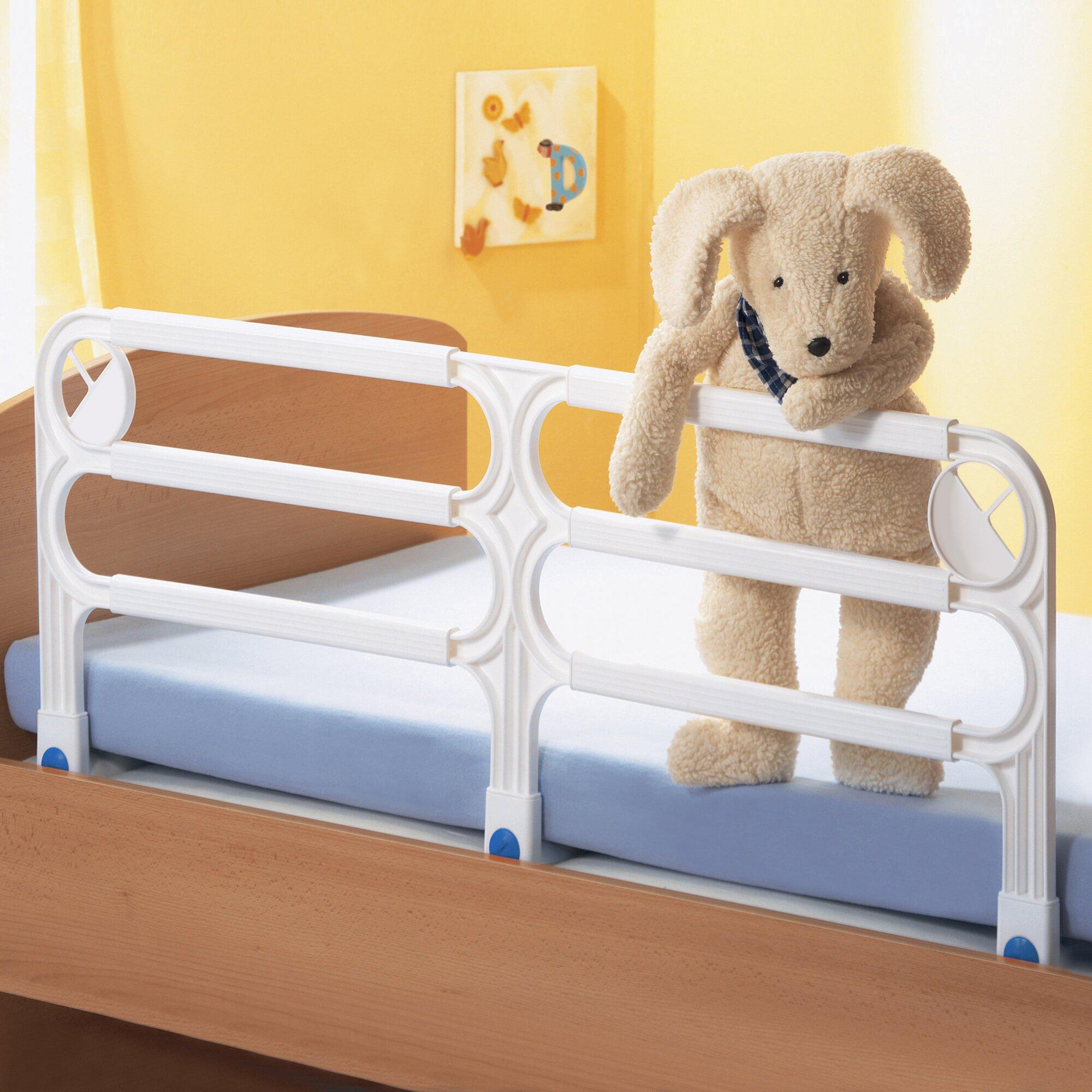 Барьеры для детских кроваток своими руками