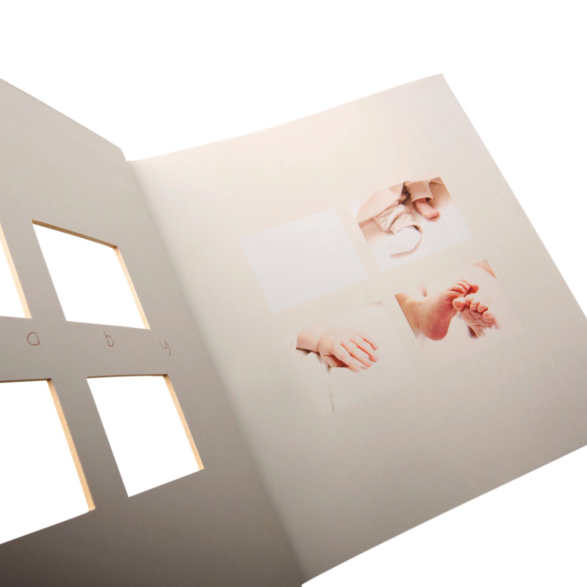 babyalbum-classic-bear, 22.99 EUR @ babywalz-de