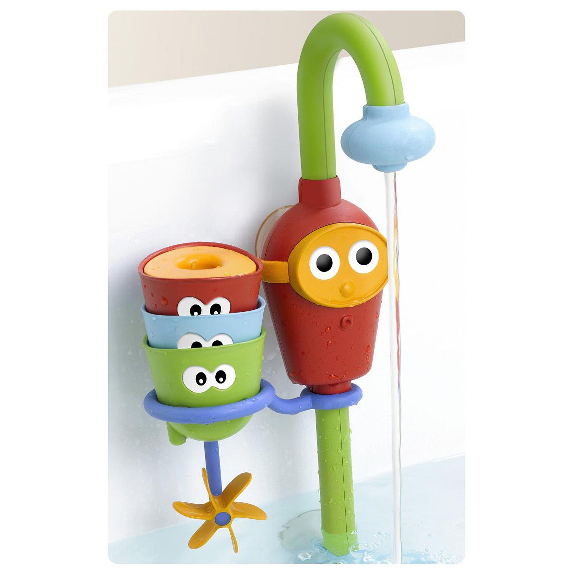 Yookidoo Badespielzeug Wasserspiel Dusche