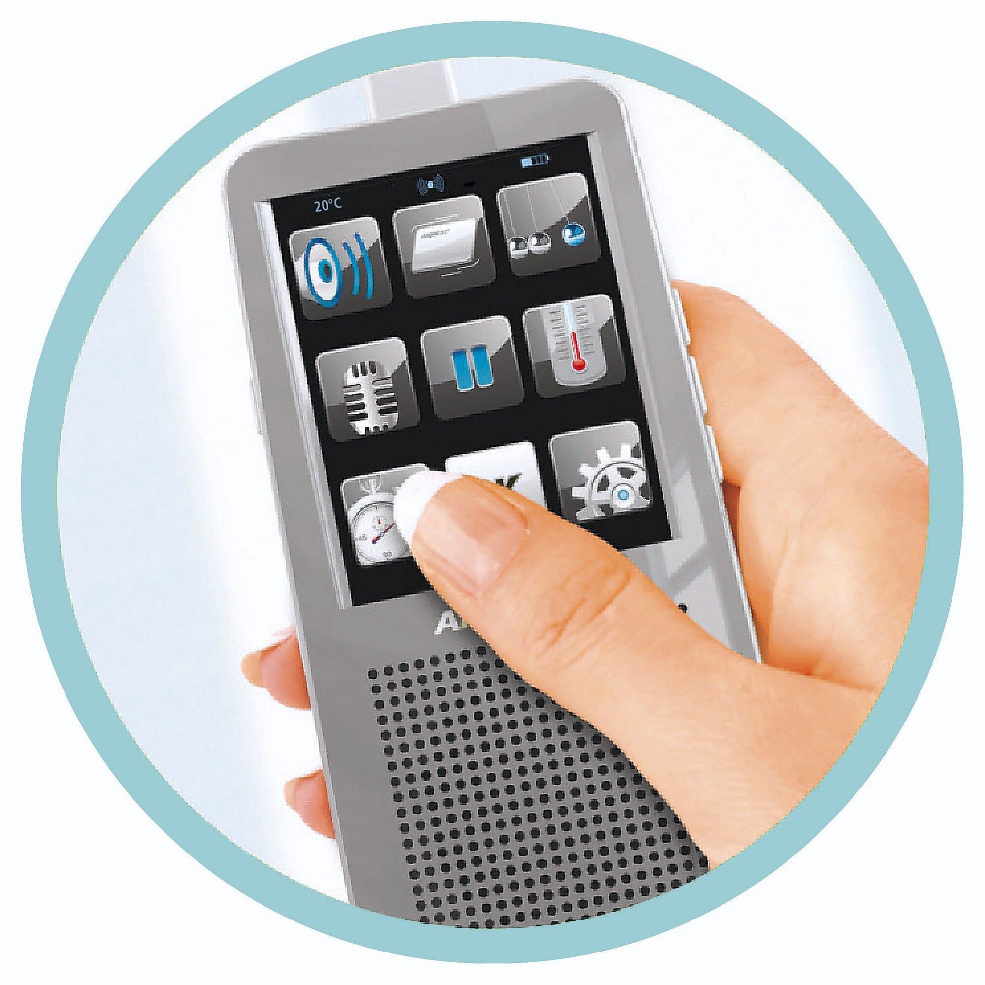 angelcare-gerausch-und-bewegungsmelder-mit-videouberwachung-ac1100, 216.99 EUR @ babywalz-de
