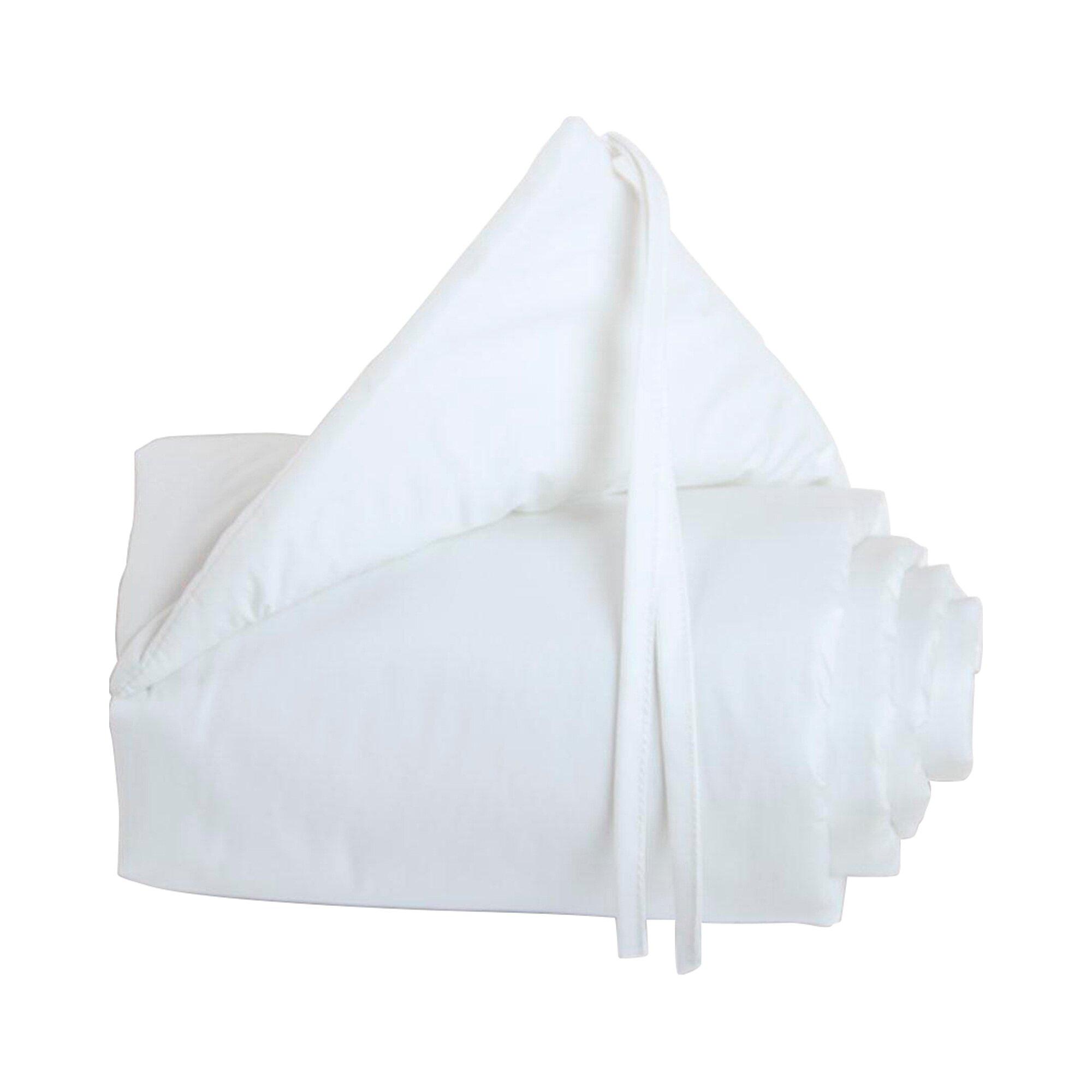 Babybay® Nestchen für Beistellbett Maxi weiss
