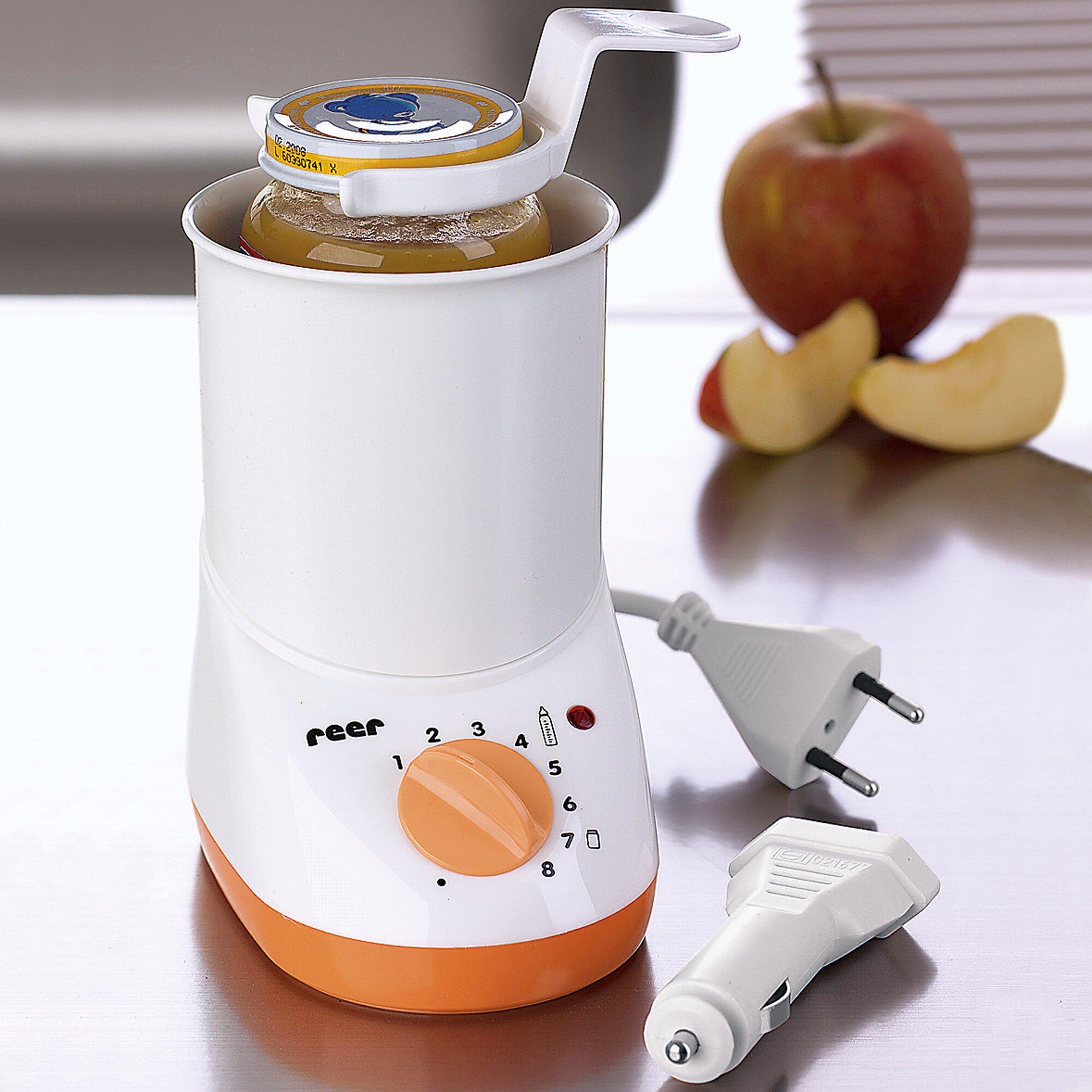 reer-babykost-und-flaschenwarmer-mit-adapter