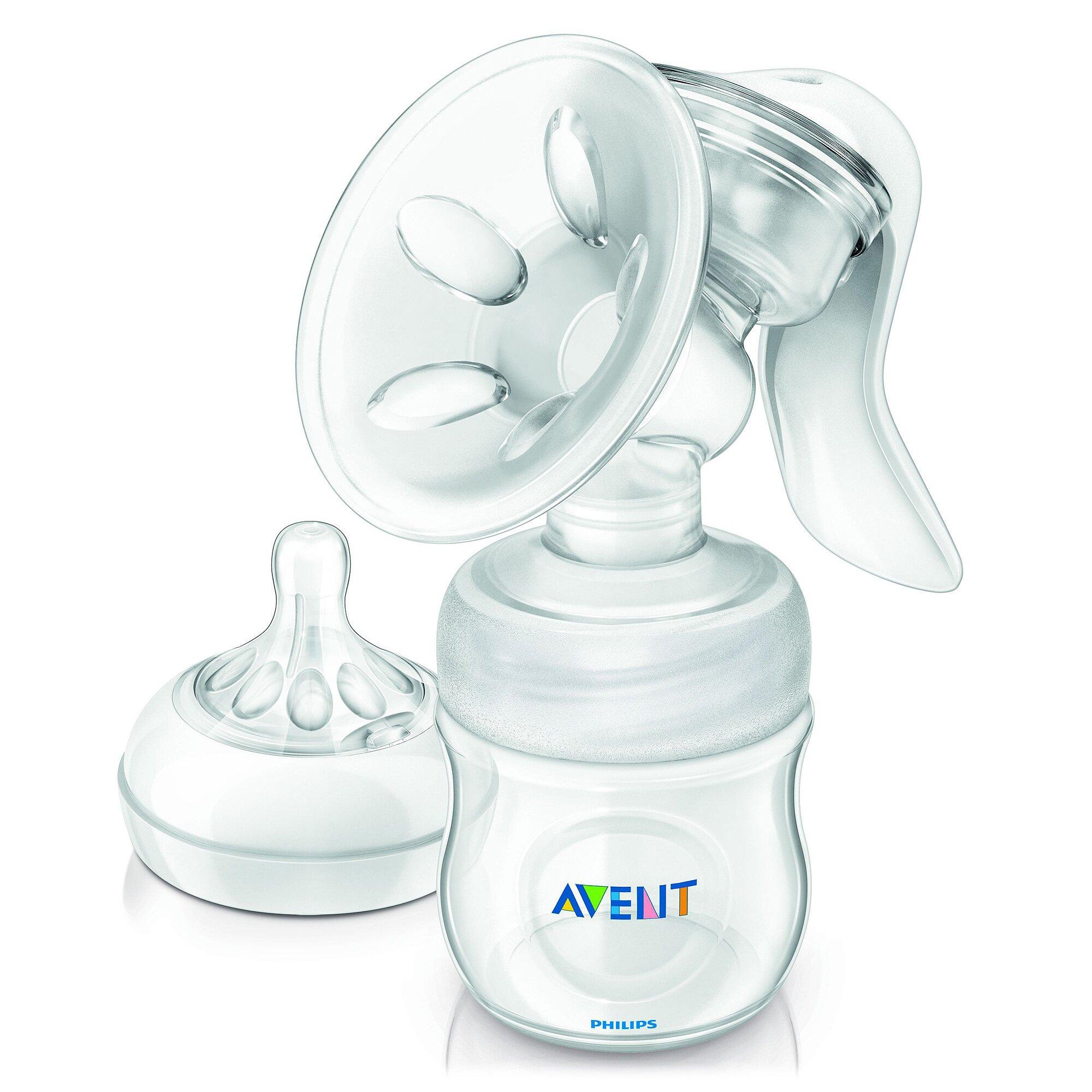 philips-avent-komfort-handmilchpumpe