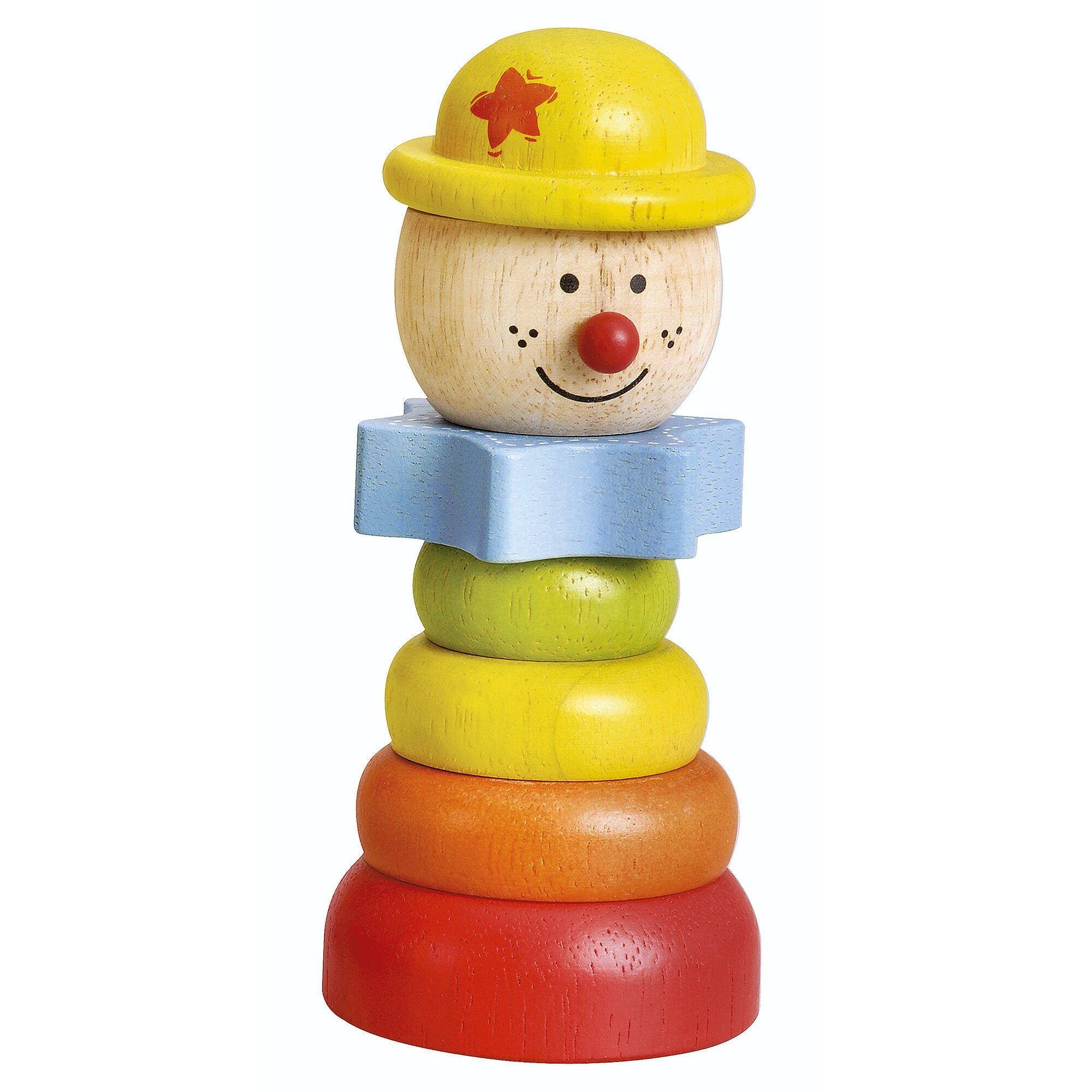 everearth-clown-gelber-hut, 7.99 EUR @ babywalz-de