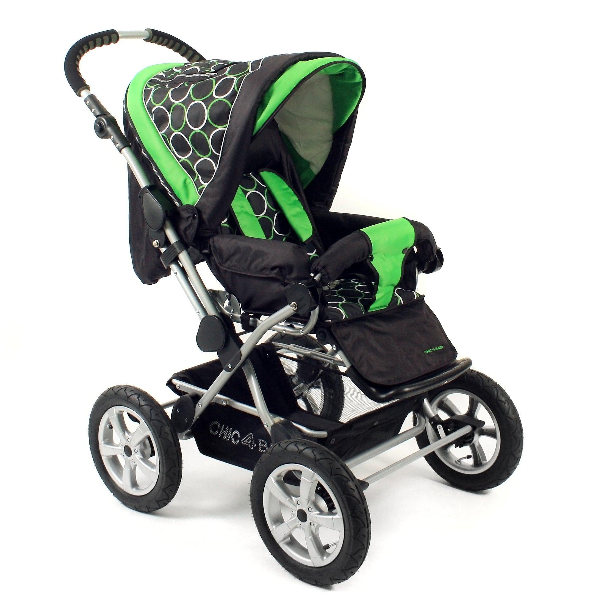 chic-4-baby-viva-kombikinderwagen-gruen