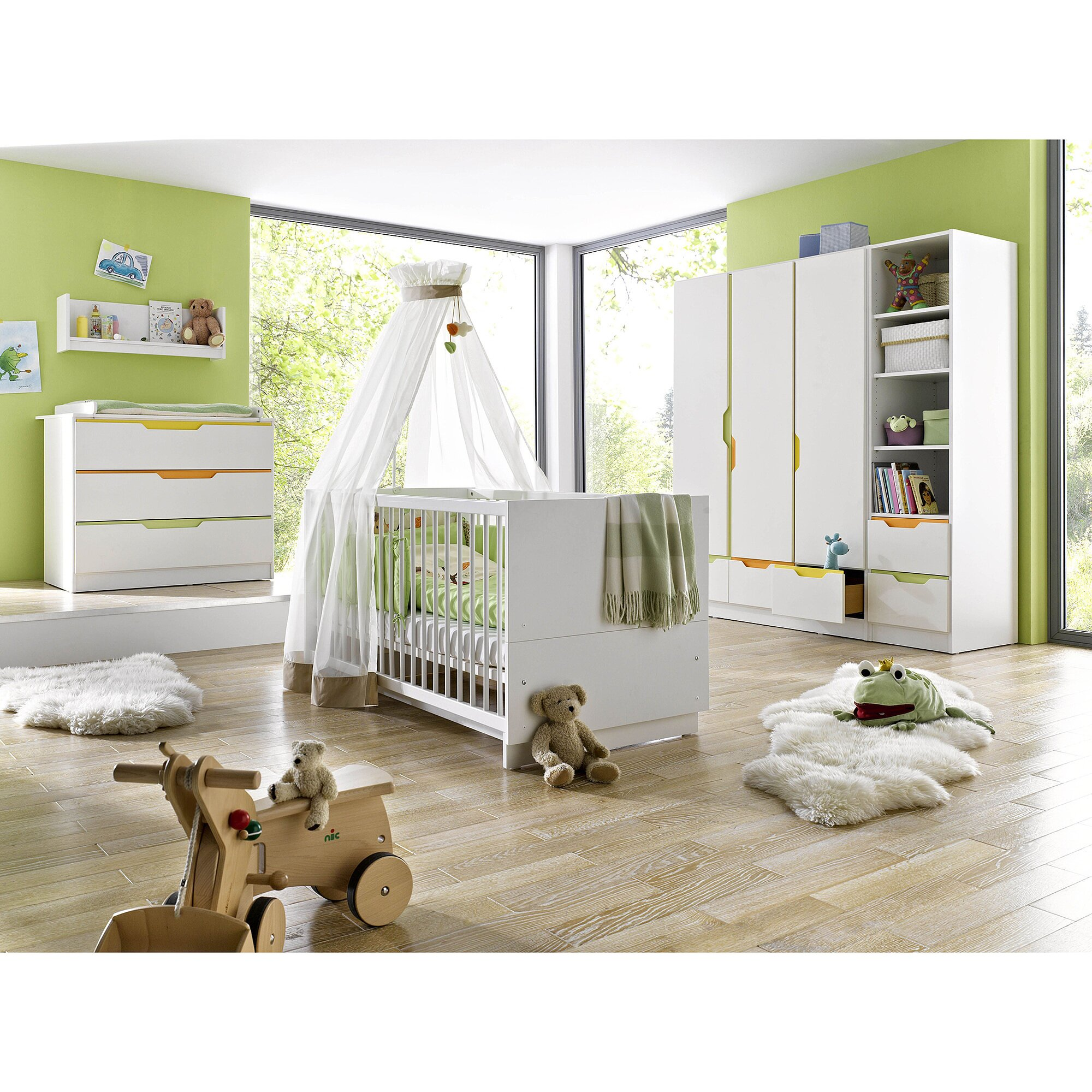 Geuther Kinderzimmer-Set FRESH