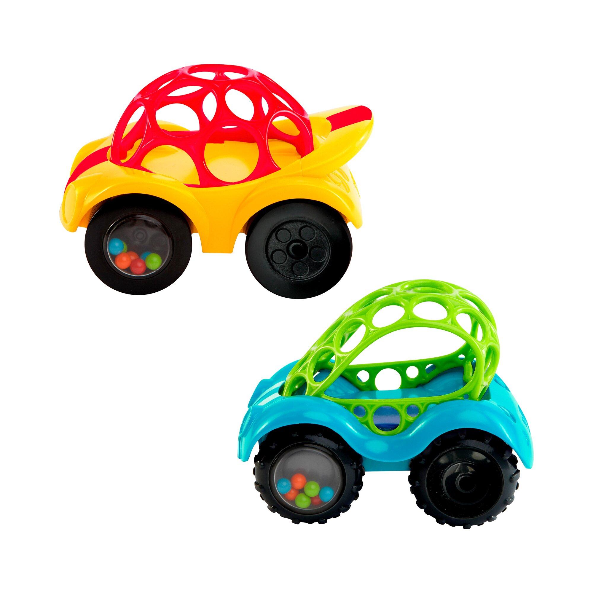 Oball Rassel-Auto Rattle & Roll™