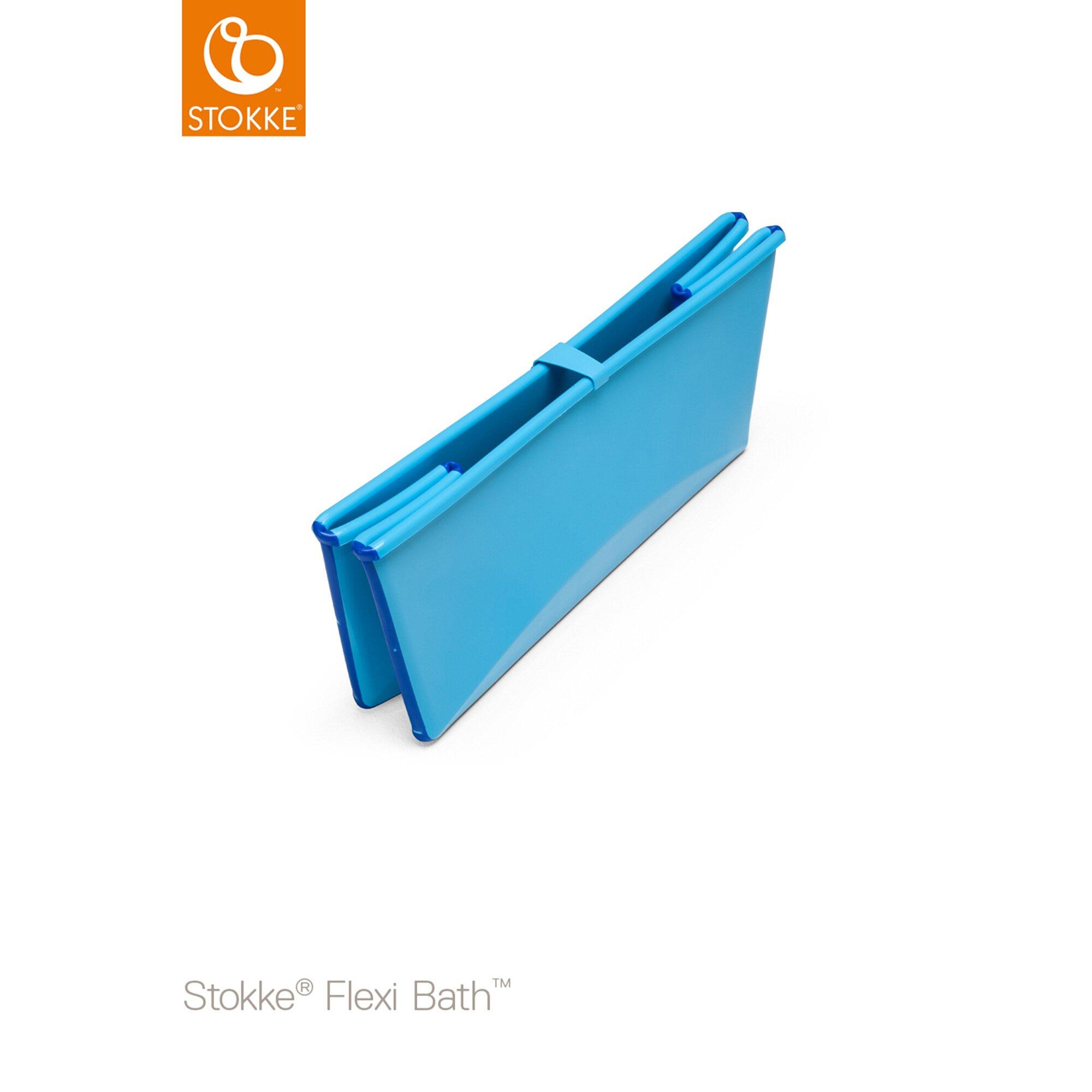 flexibath-babywanne-blau, 39.99 EUR @ babywalz-de