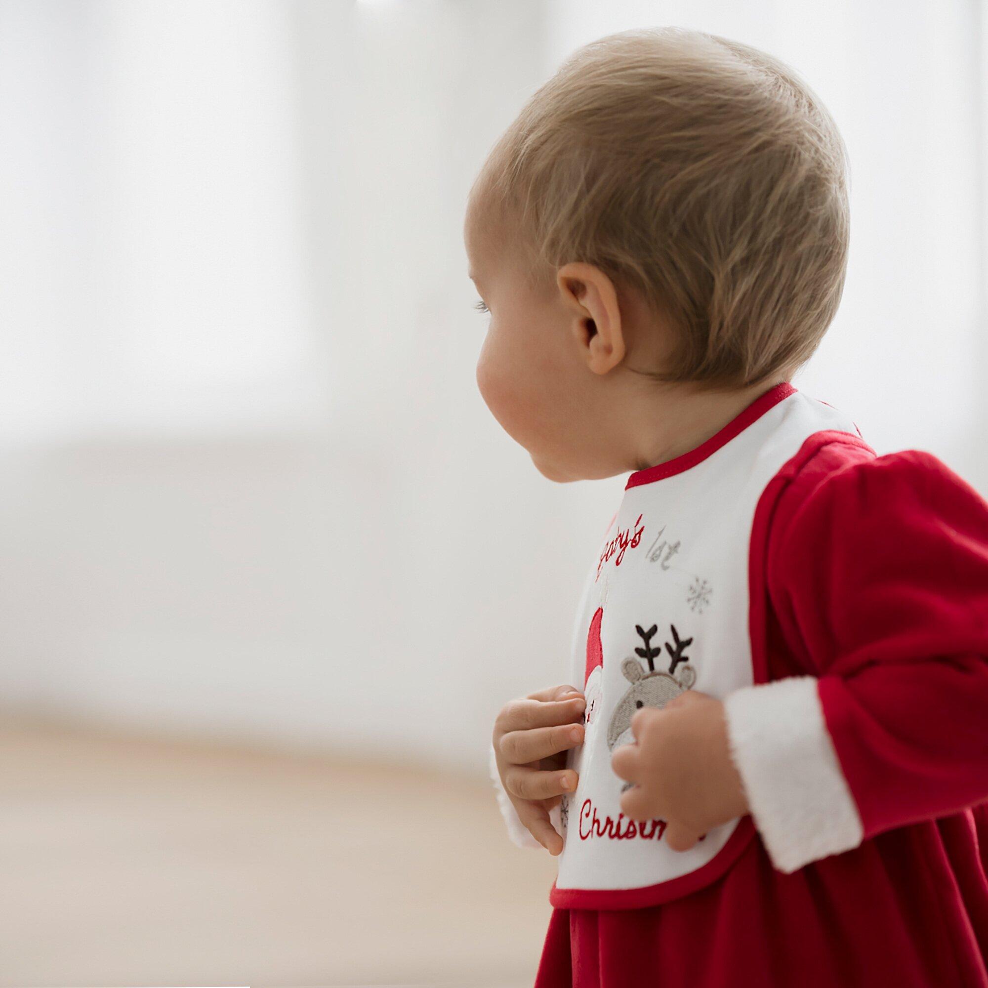 festliche-mode-latzchen-weihnachten-baby-s-1st-christmas, 3.99 EUR @ babywalz-de