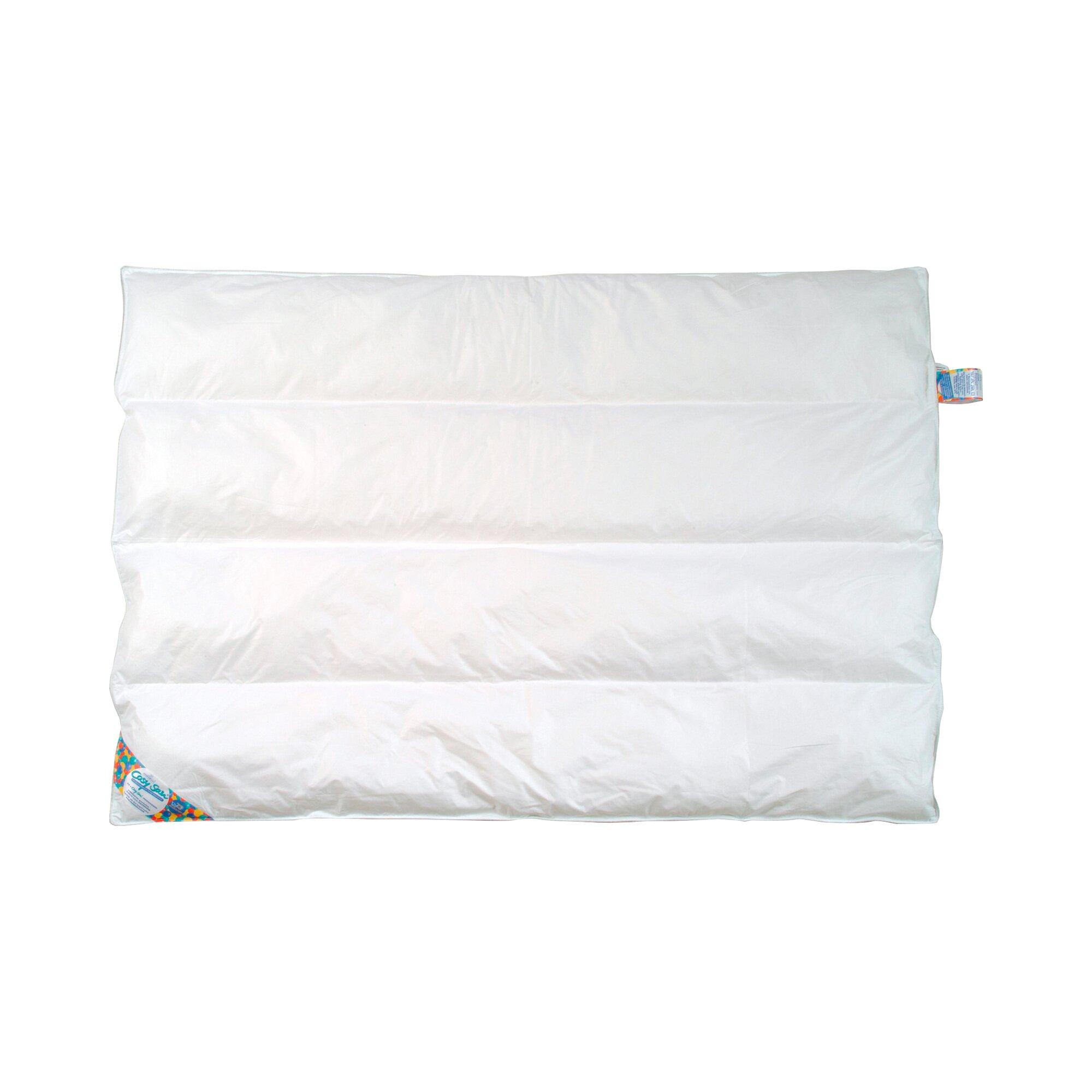 Aro Artländer Kinderbettdecke 100x135 cm Airfresh CosySan® weiss