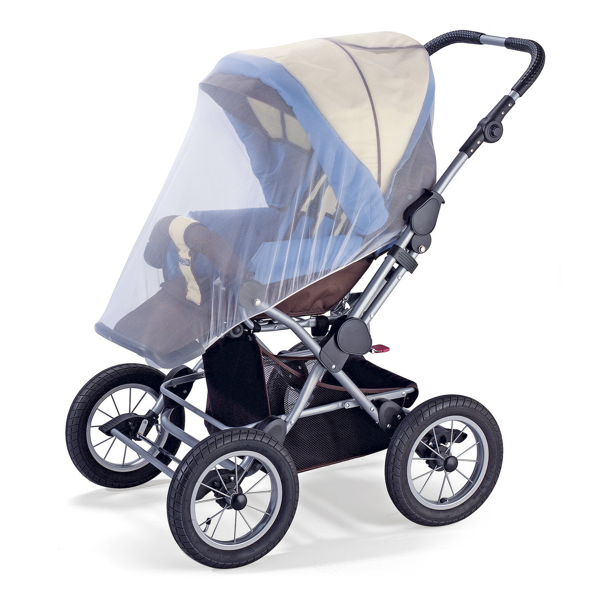 Universal-Moskitonetz für Reisebett und Kinderwagen Preisvergleich