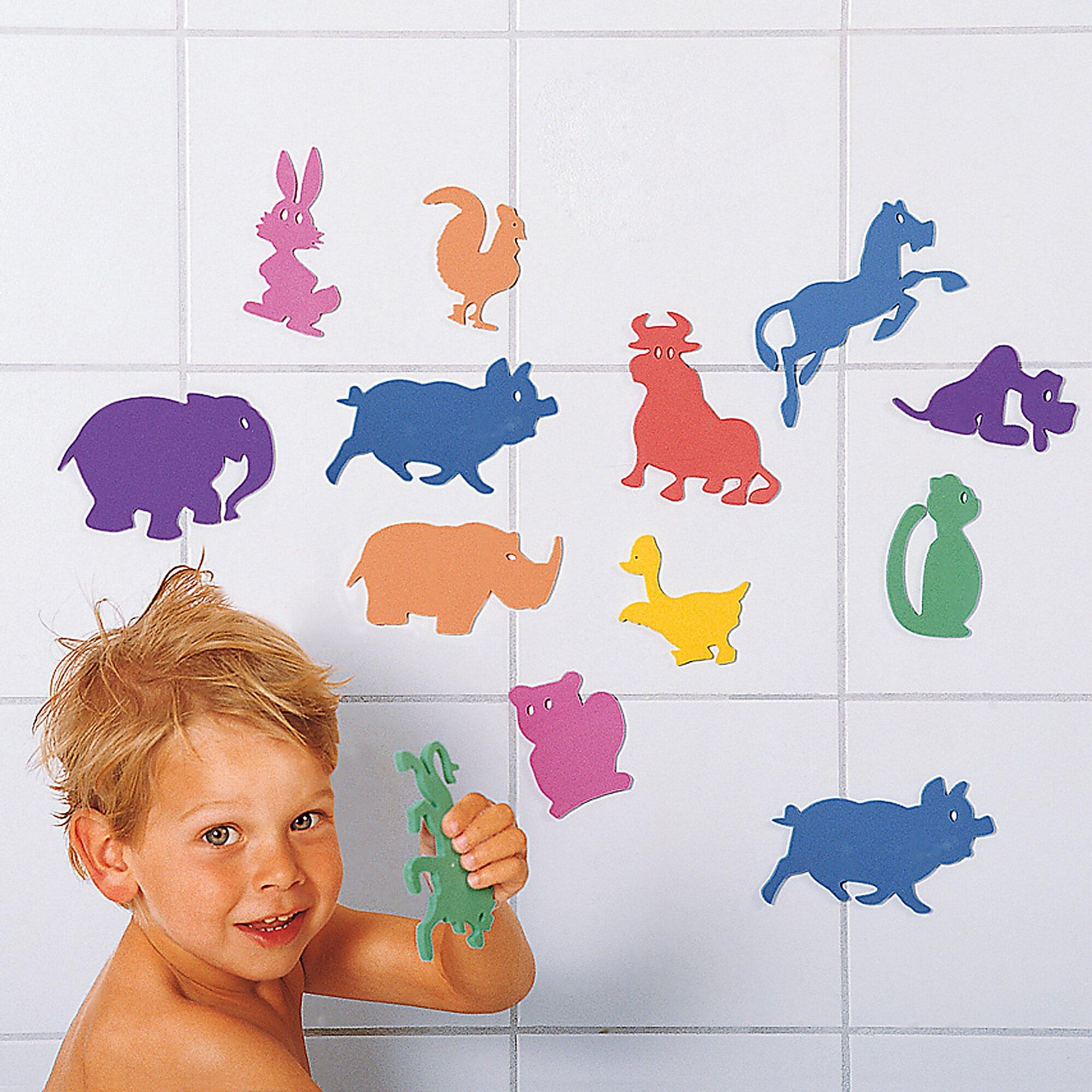 Jouets de bain sport ext rieur page n 7 - Autocollant pour baignoire ...