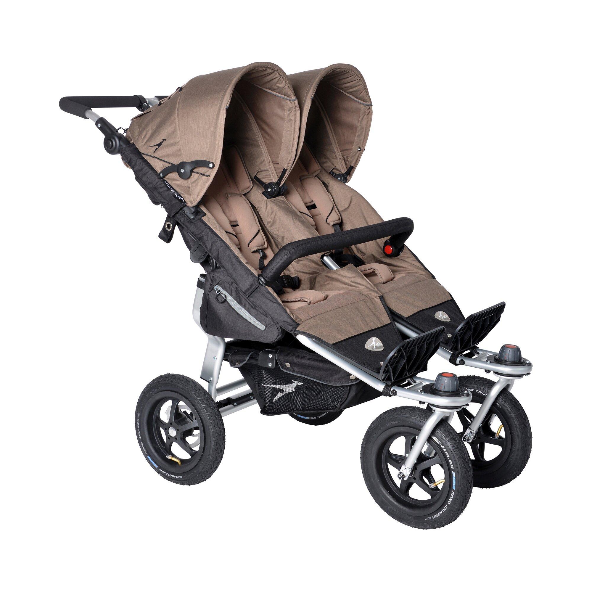 tfk-twin-adventure-kinderwagen-zwillingswagen-mehrfarbig, 635.99 EUR @ babywalz-de