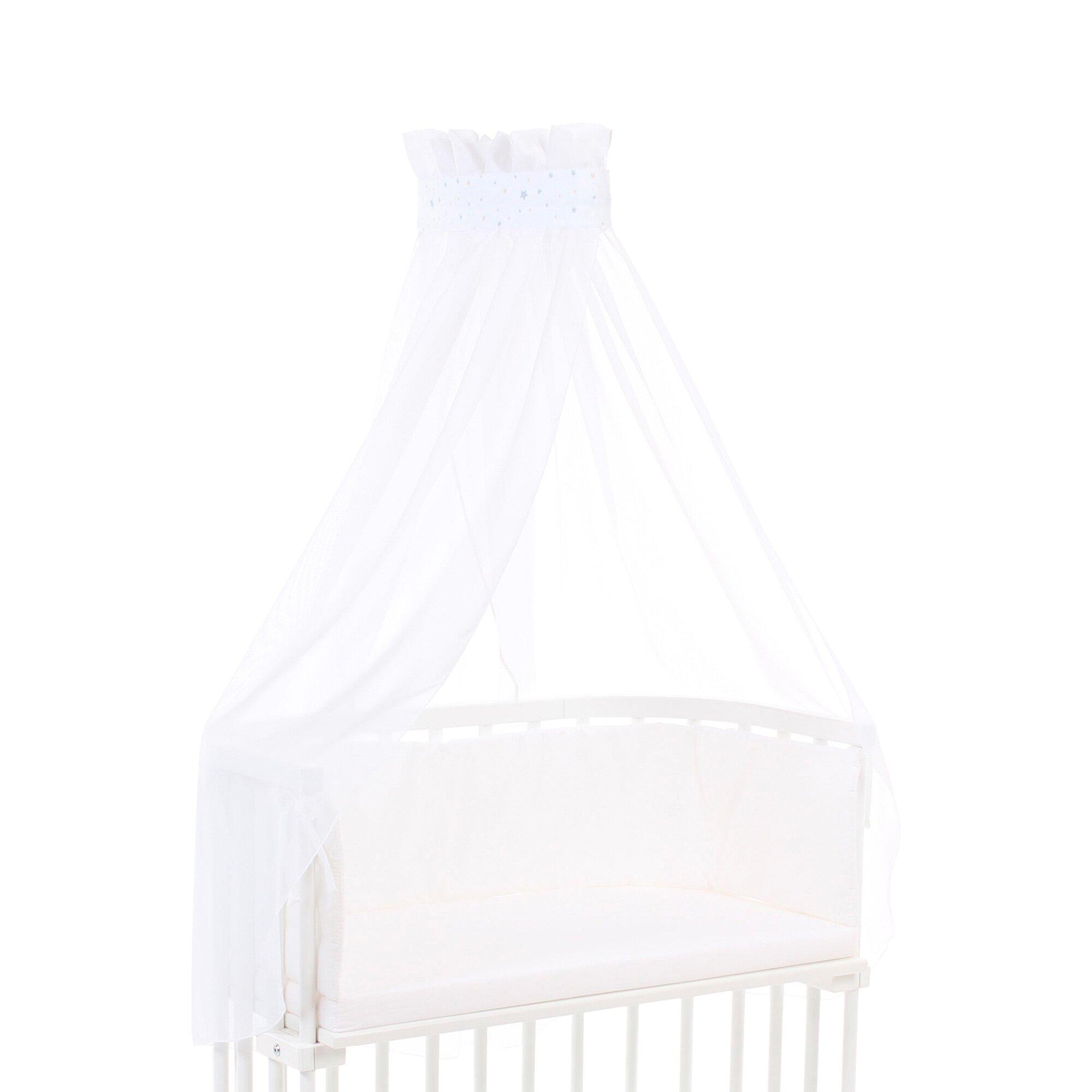 babybay-betthimmel-pique-mit-banderole