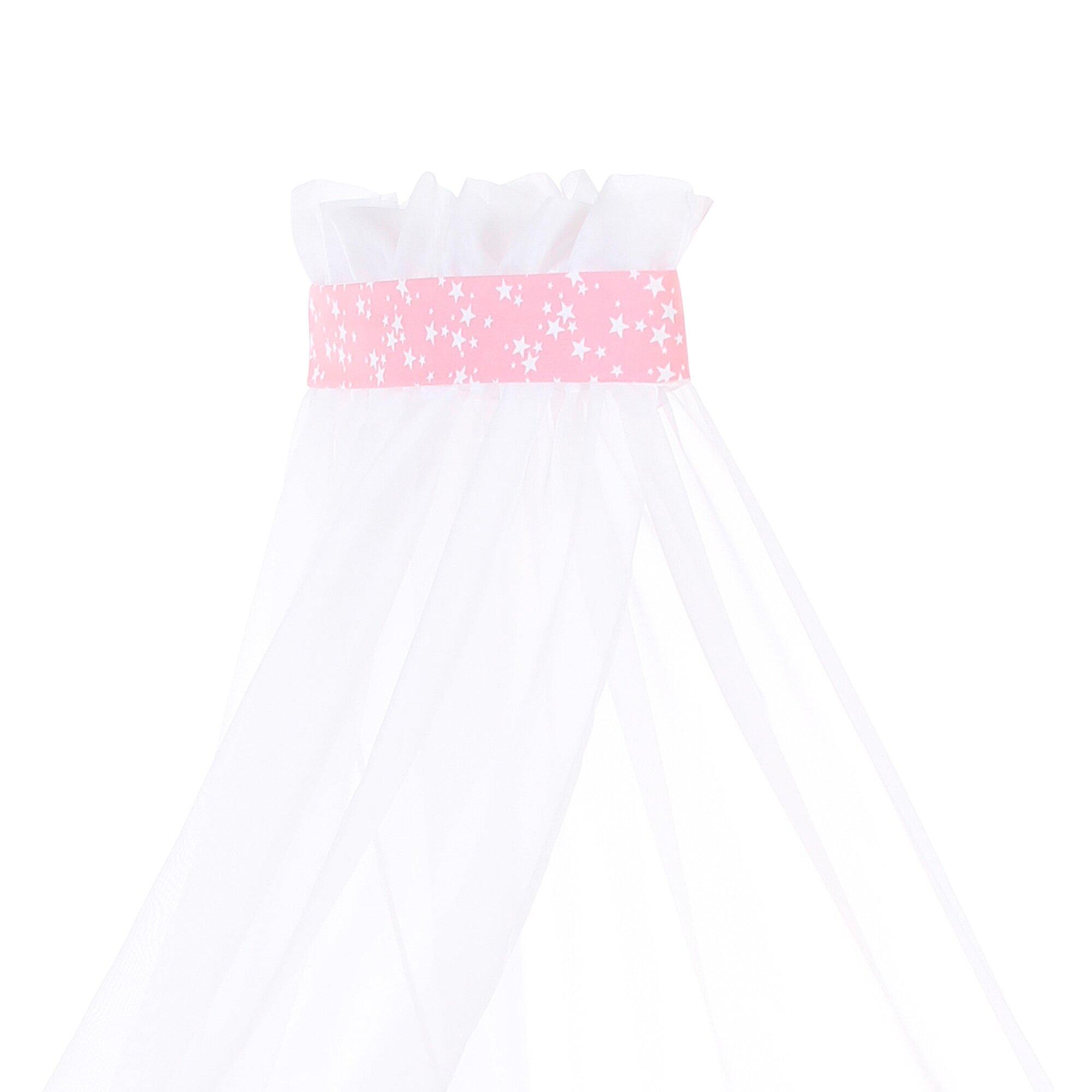 babybay-betthimmel-mit-banderole-rosa