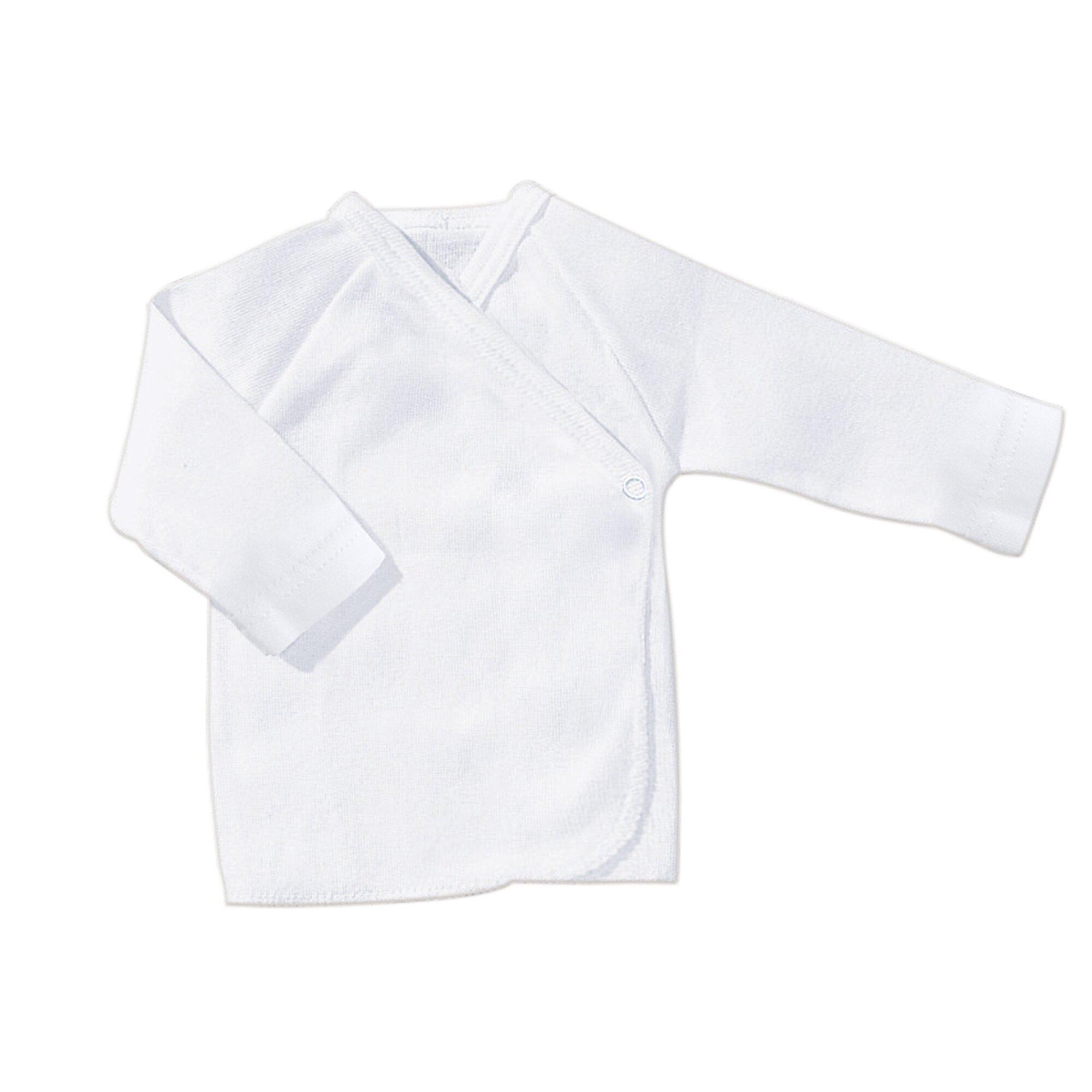 Basics Raglan-Flügelhemd langarm