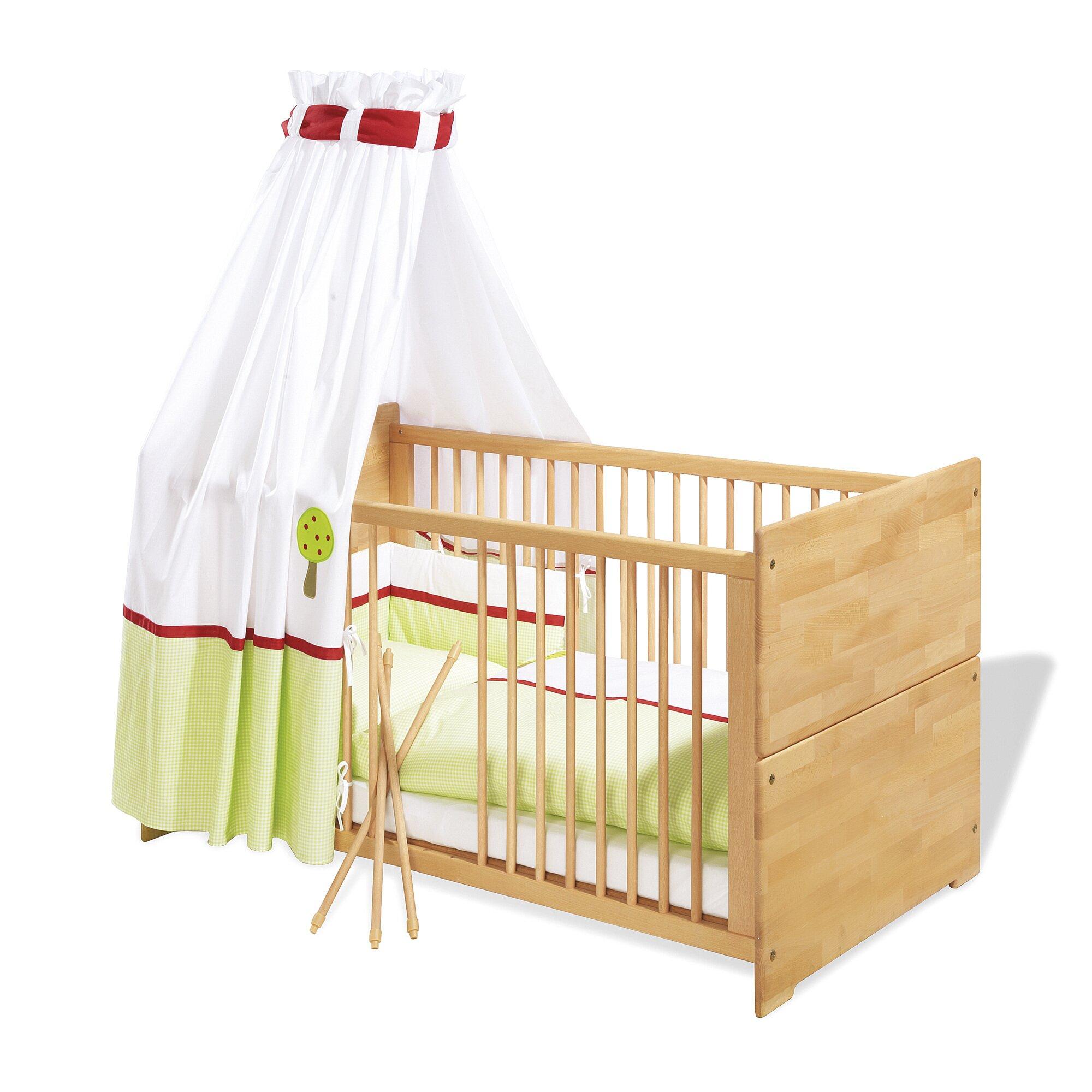 babybett natura pinolino preise vergleichen und g nstig einkaufen bei der preis. Black Bedroom Furniture Sets. Home Design Ideas