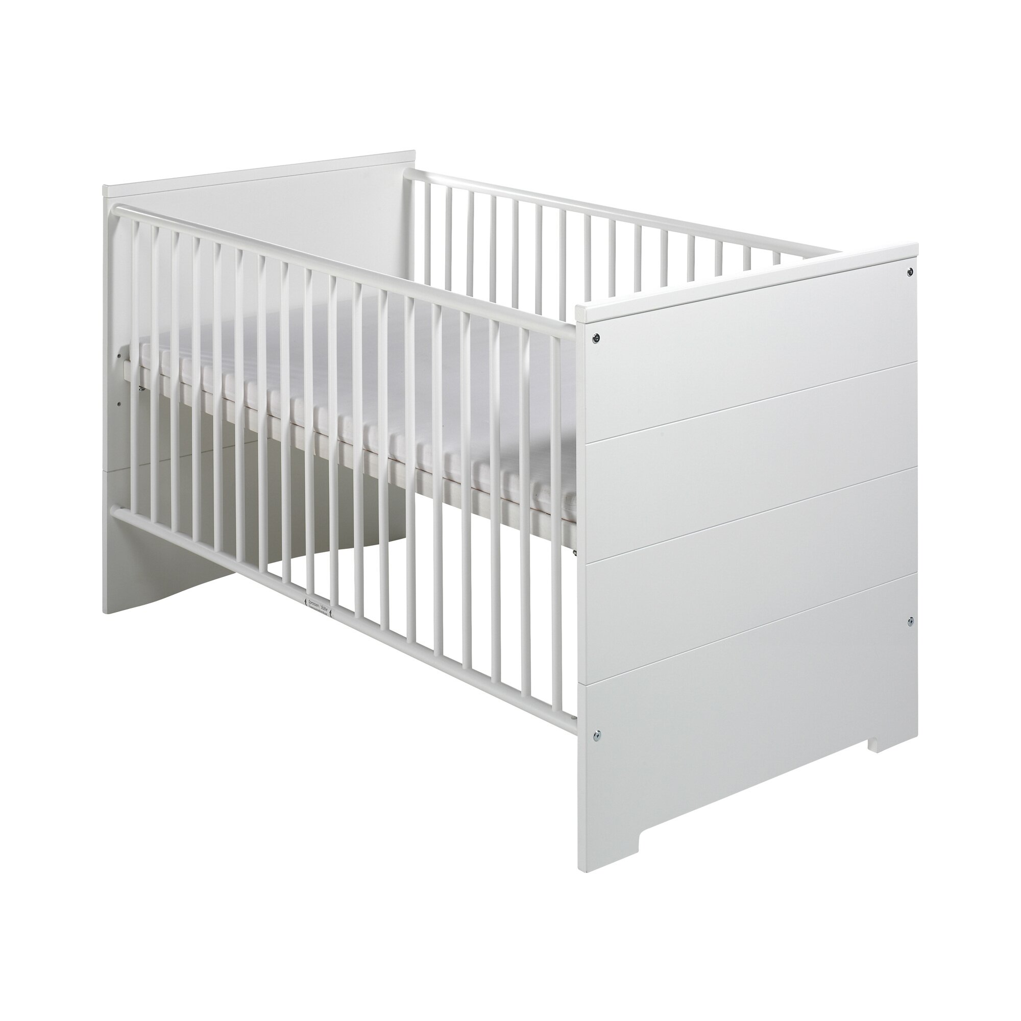 Schardt Babybett Eco Stripe 70x140 cm