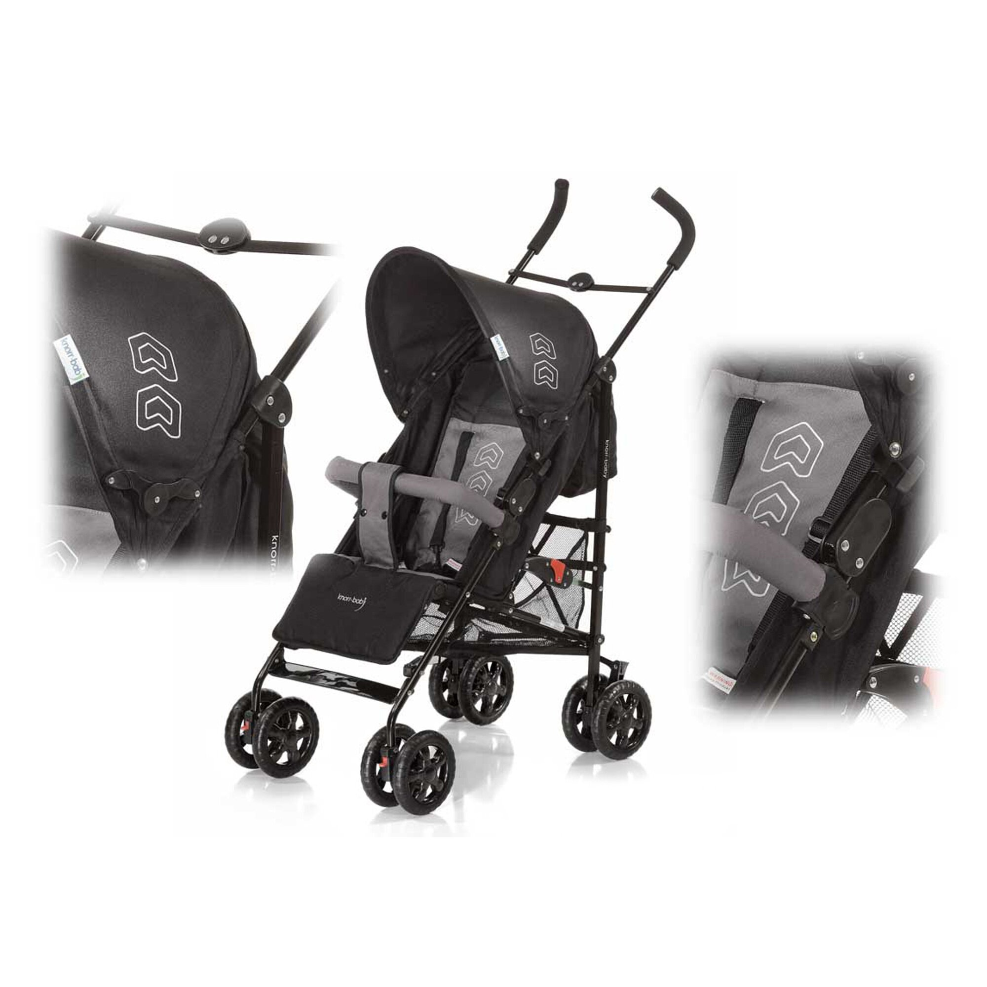 knorr-baby-buggy-commo-schwarz