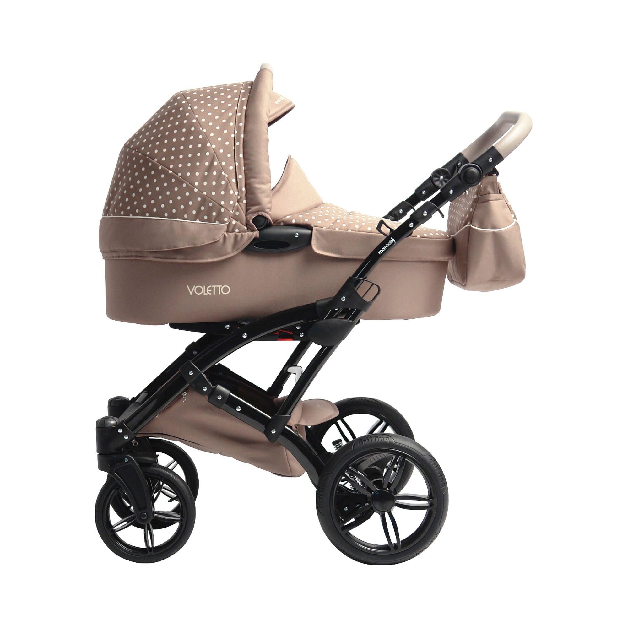 knorr-baby-kombikinderwagen-voletto-beige
