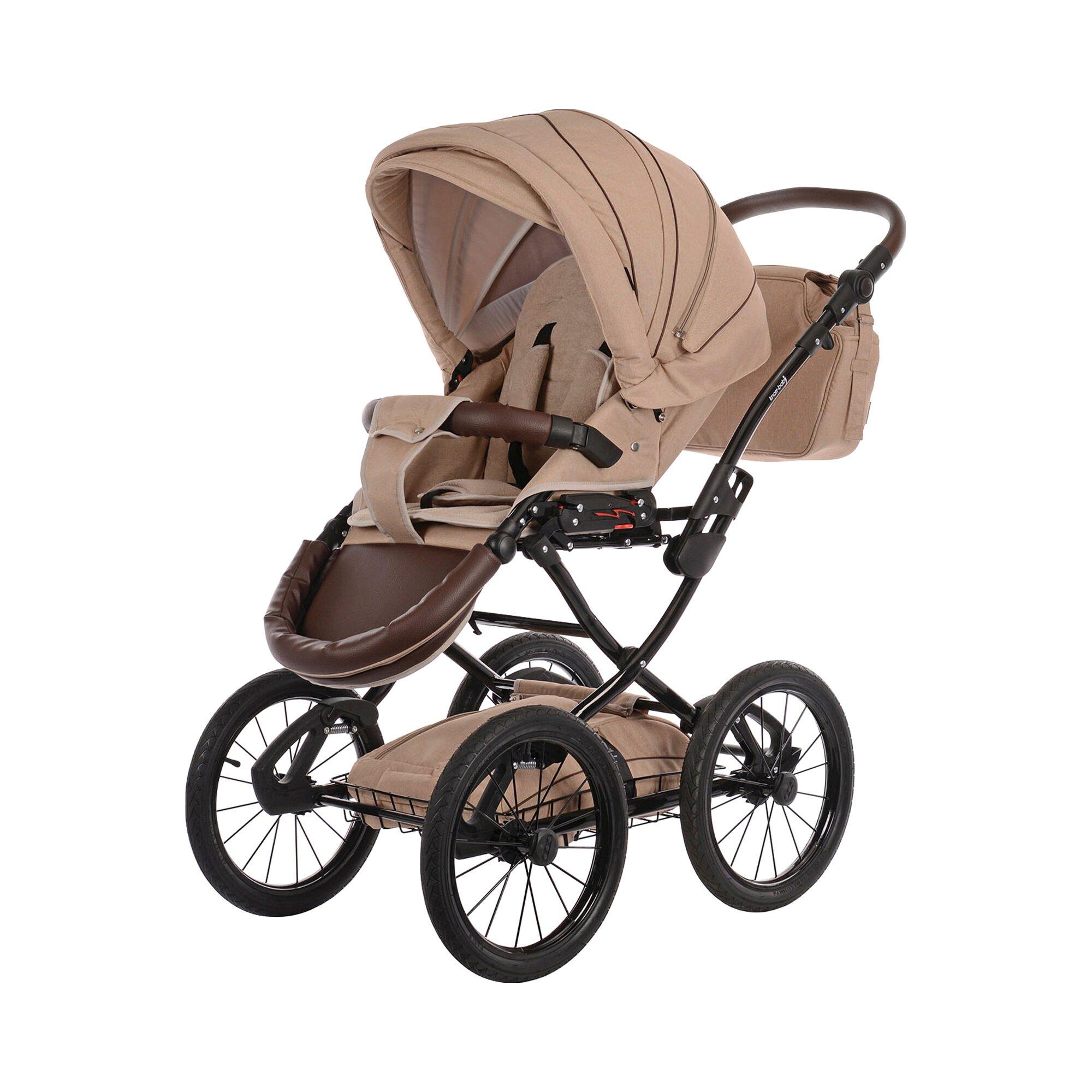 knorr-baby-classico-kombikinderwagen-beige