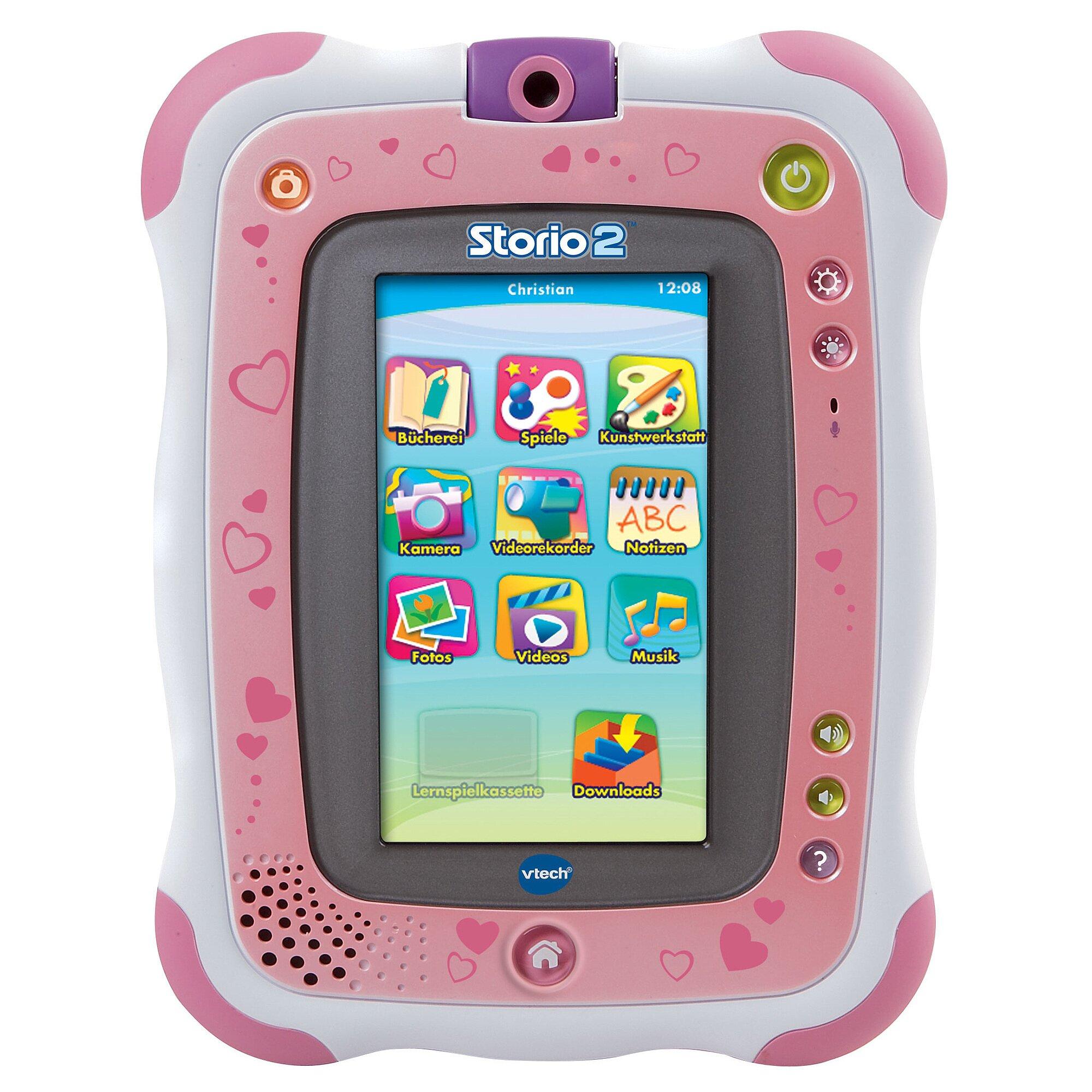 STORIO2 Storio 2 pink