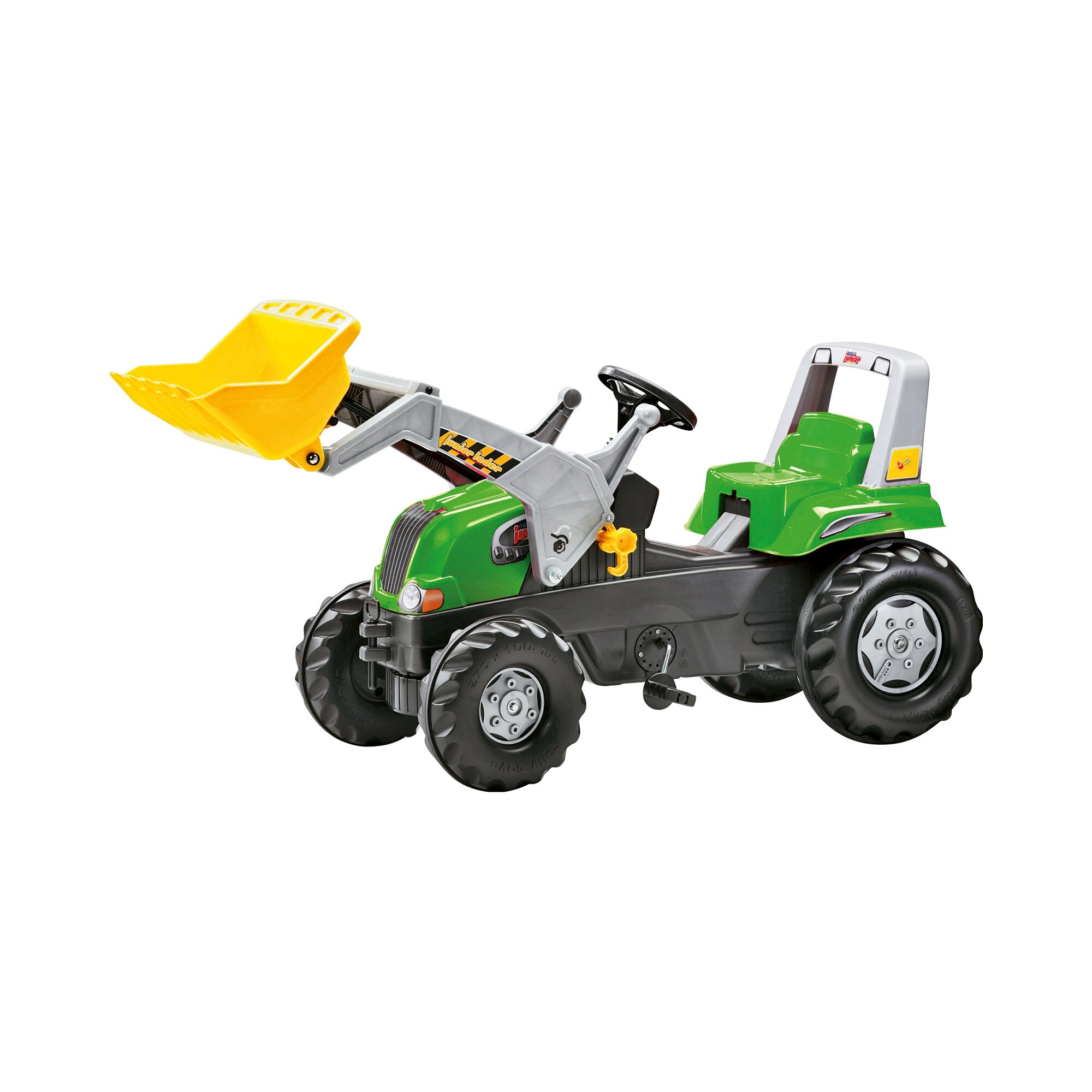 Rolly Toys® RollyJunior RT mit Lader