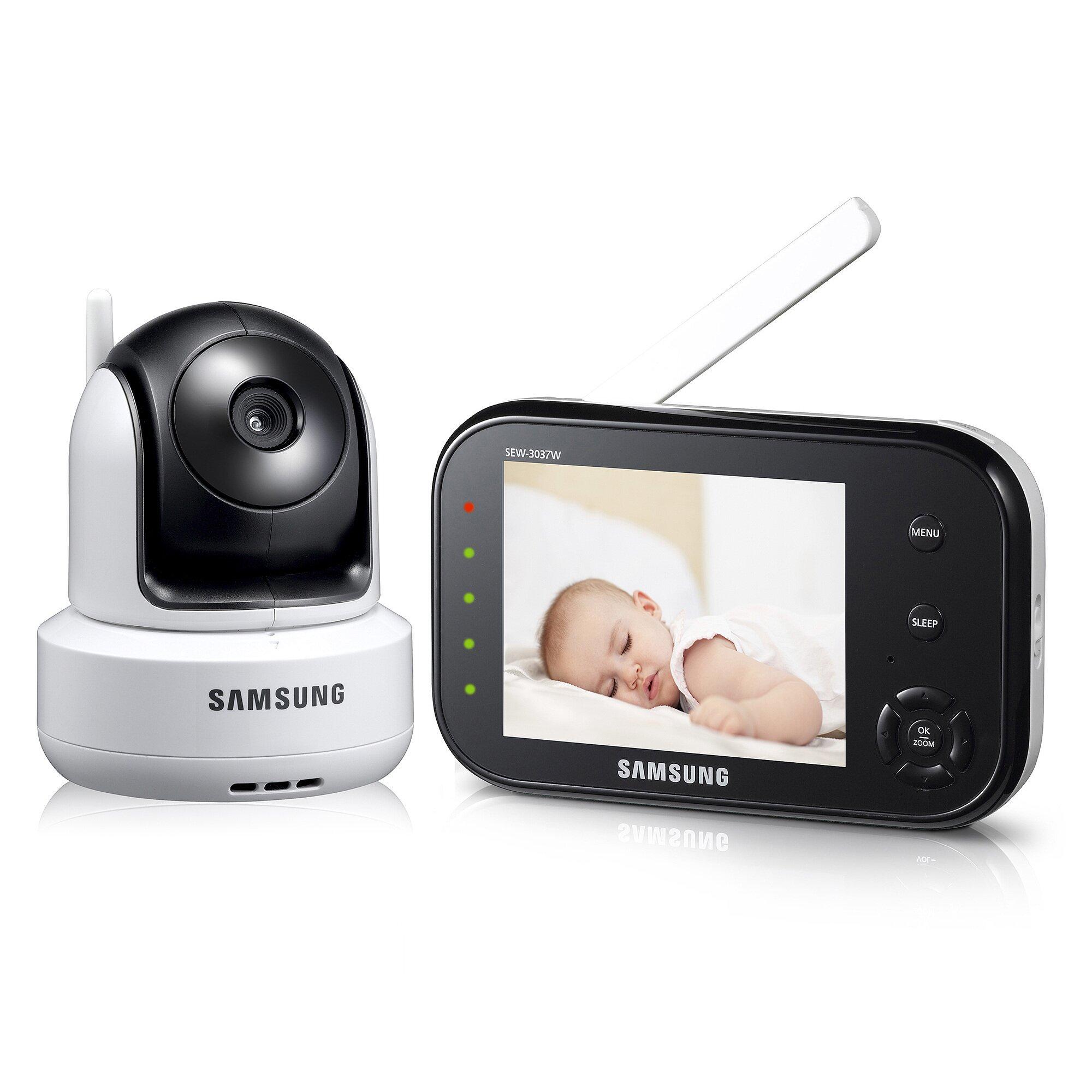 Techwin Babyvideophone SEW-3037W weiss